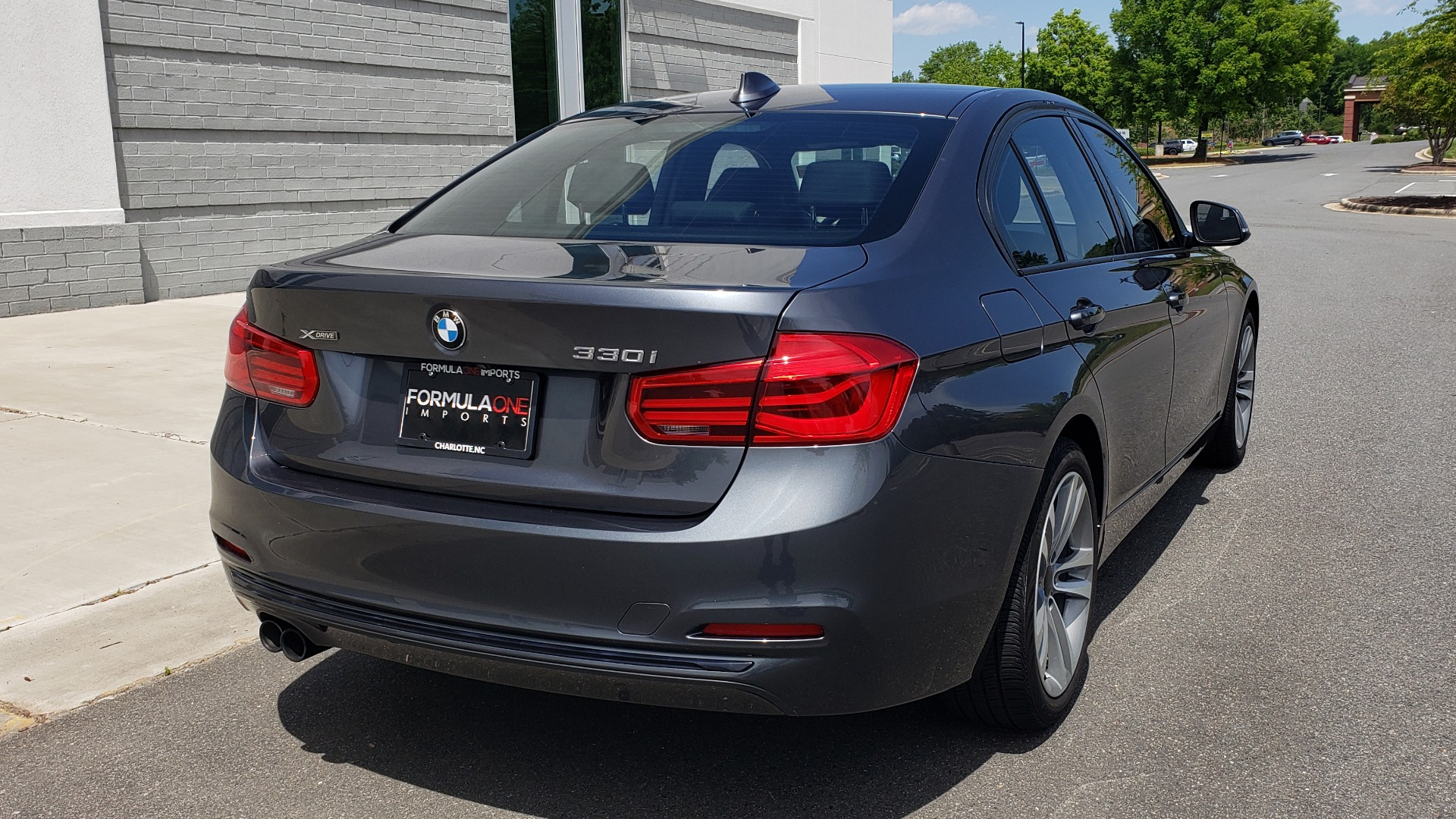 Used 2018 BMW 3 SERIES 330I XDRIVE / CONV PKG / SUNROOF / SPORT STS / HTD STS / REARVIEW for sale $28,495 at Formula Imports in Charlotte NC 28227 8
