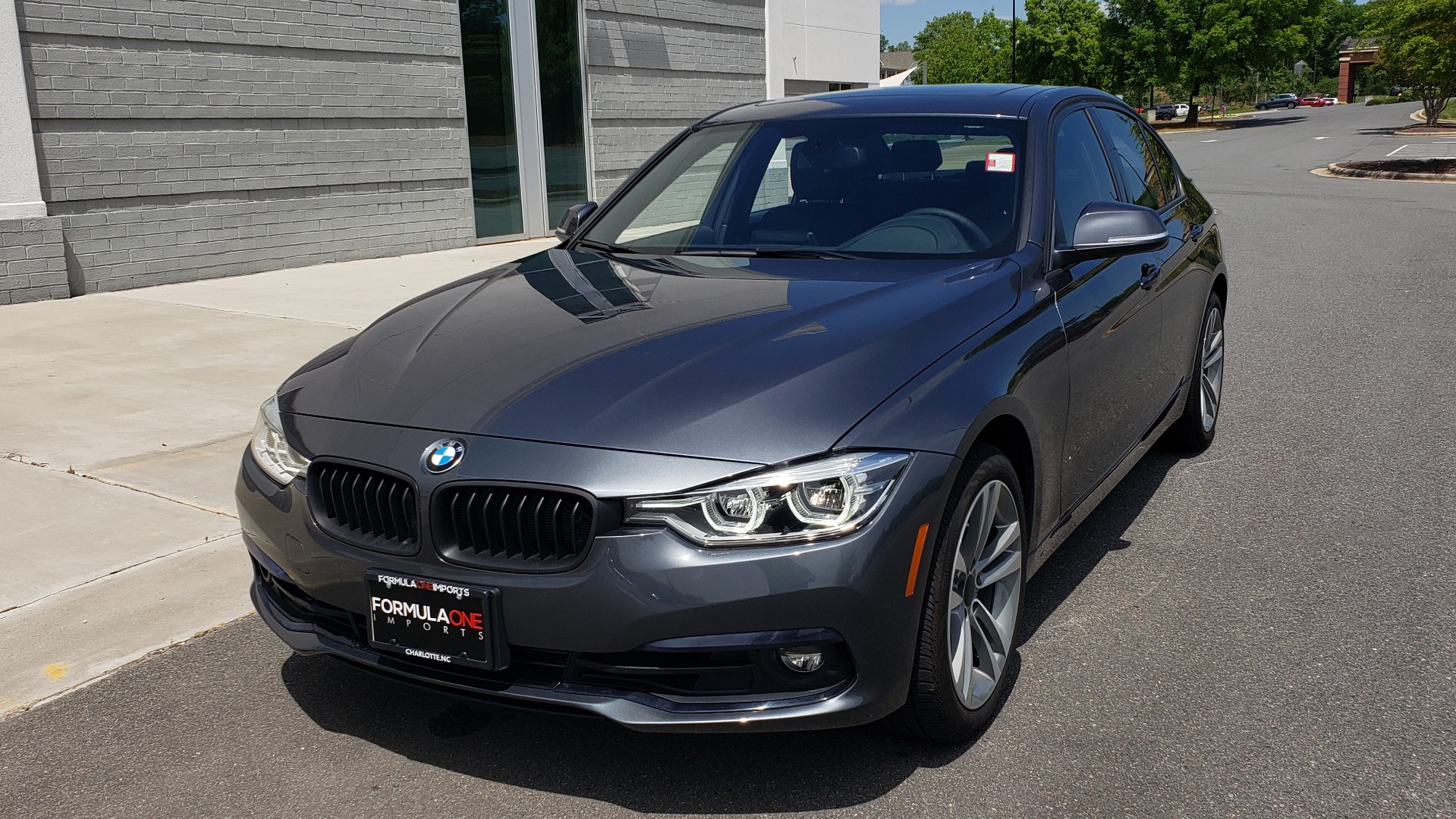 Used 2018 BMW 3 SERIES 330I XDRIVE / CONV PKG / SUNROOF / SPORT STS / HTD STS / REARVIEW for sale $28,495 at Formula Imports in Charlotte NC 28227 1