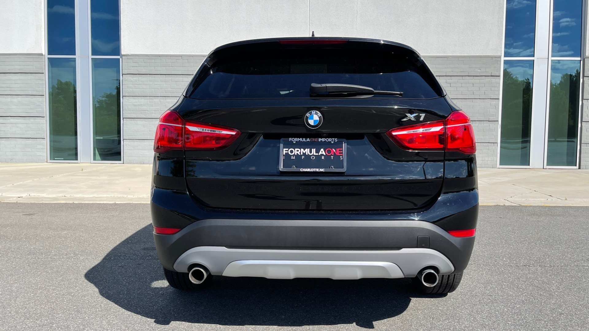 Used 2018 BMW X1 XDRIVE28I / CONV PKG / HTD SEATS / PANO-ROOF / REARVIEW for sale Sold at Formula Imports in Charlotte NC 28227 17