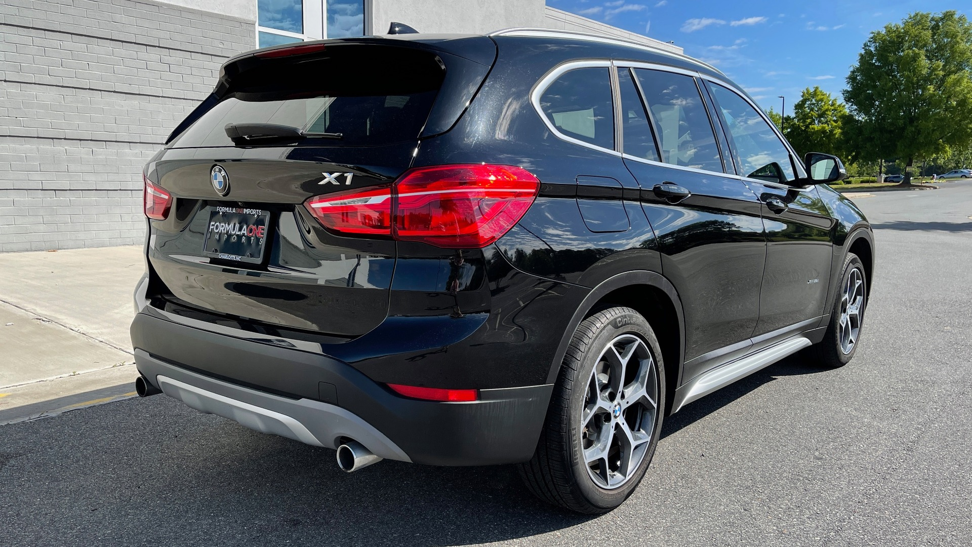 Used 2018 BMW X1 XDRIVE28I / CONV PKG / HTD SEATS / PANO-ROOF / REARVIEW for sale Sold at Formula Imports in Charlotte NC 28227 2