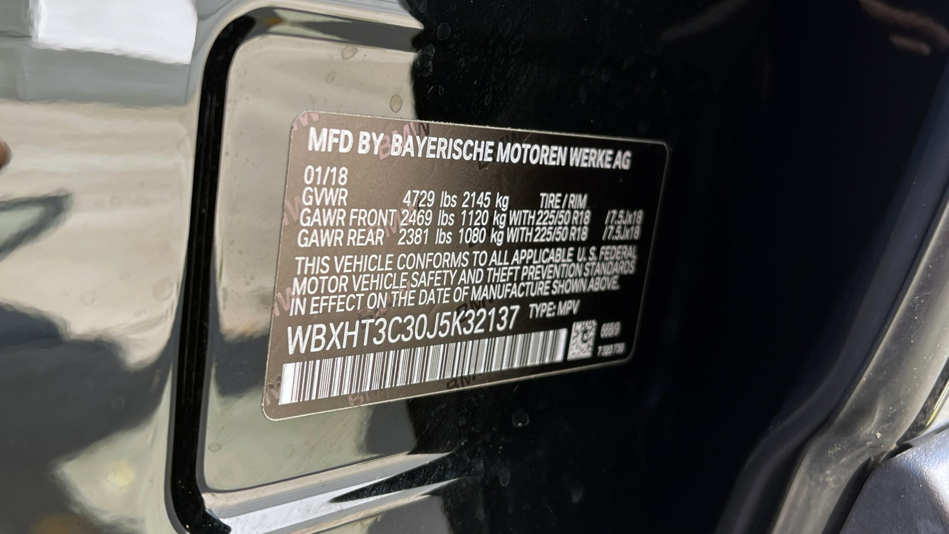 Used 2018 BMW X1 XDRIVE28I / CONV PKG / HTD SEATS / PANO-ROOF / REARVIEW for sale Sold at Formula Imports in Charlotte NC 28227 25