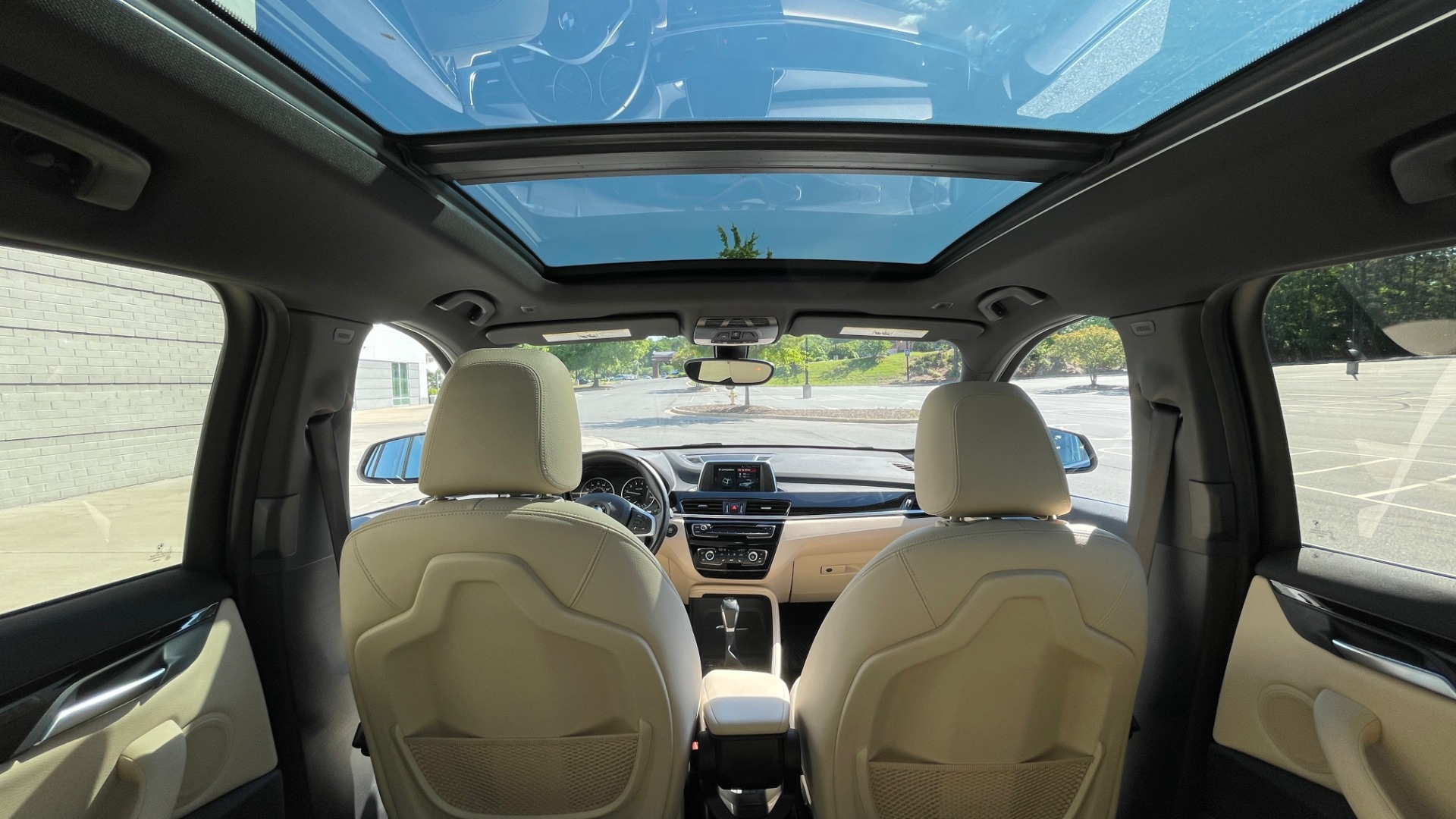 Used 2018 BMW X1 XDRIVE28I / CONV PKG / HTD SEATS / PANO-ROOF / REARVIEW for sale Sold at Formula Imports in Charlotte NC 28227 69