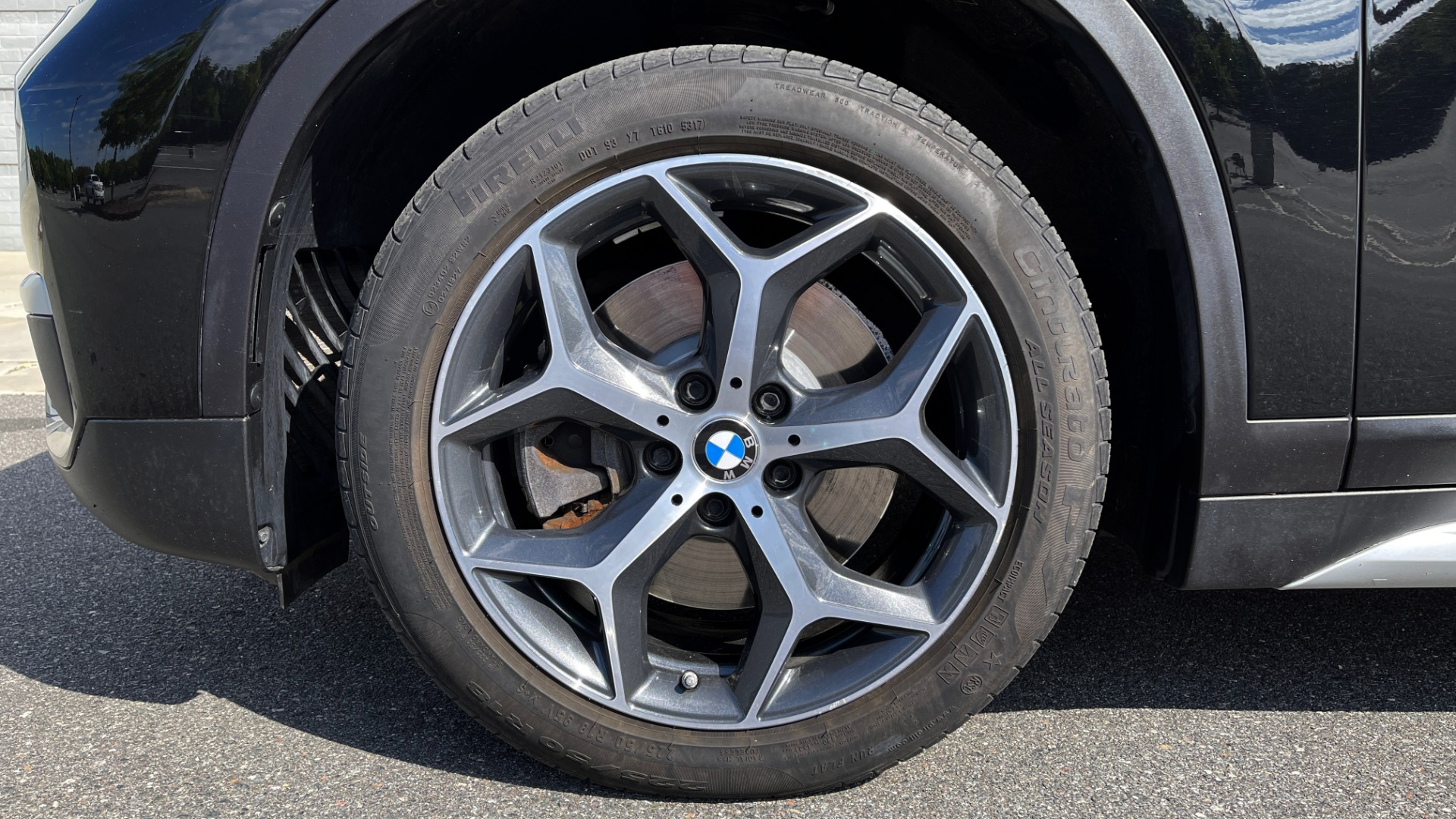 Used 2018 BMW X1 XDRIVE28I / CONV PKG / HTD SEATS / PANO-ROOF / REARVIEW for sale Sold at Formula Imports in Charlotte NC 28227 75