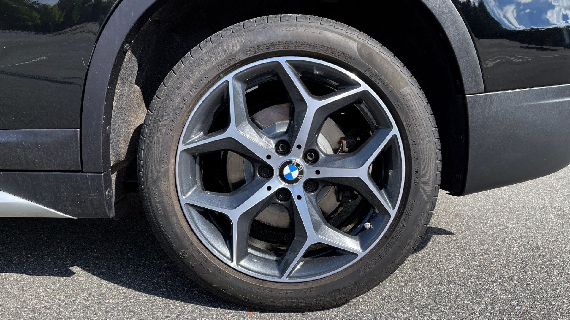 Used 2018 BMW X1 XDRIVE28I / CONV PKG / HTD SEATS / PANO-ROOF / REARVIEW for sale Sold at Formula Imports in Charlotte NC 28227 76