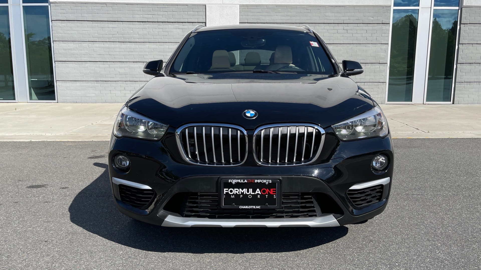 Used 2018 BMW X1 XDRIVE28I / CONV PKG / HTD SEATS / PANO-ROOF / REARVIEW for sale Sold at Formula Imports in Charlotte NC 28227 9