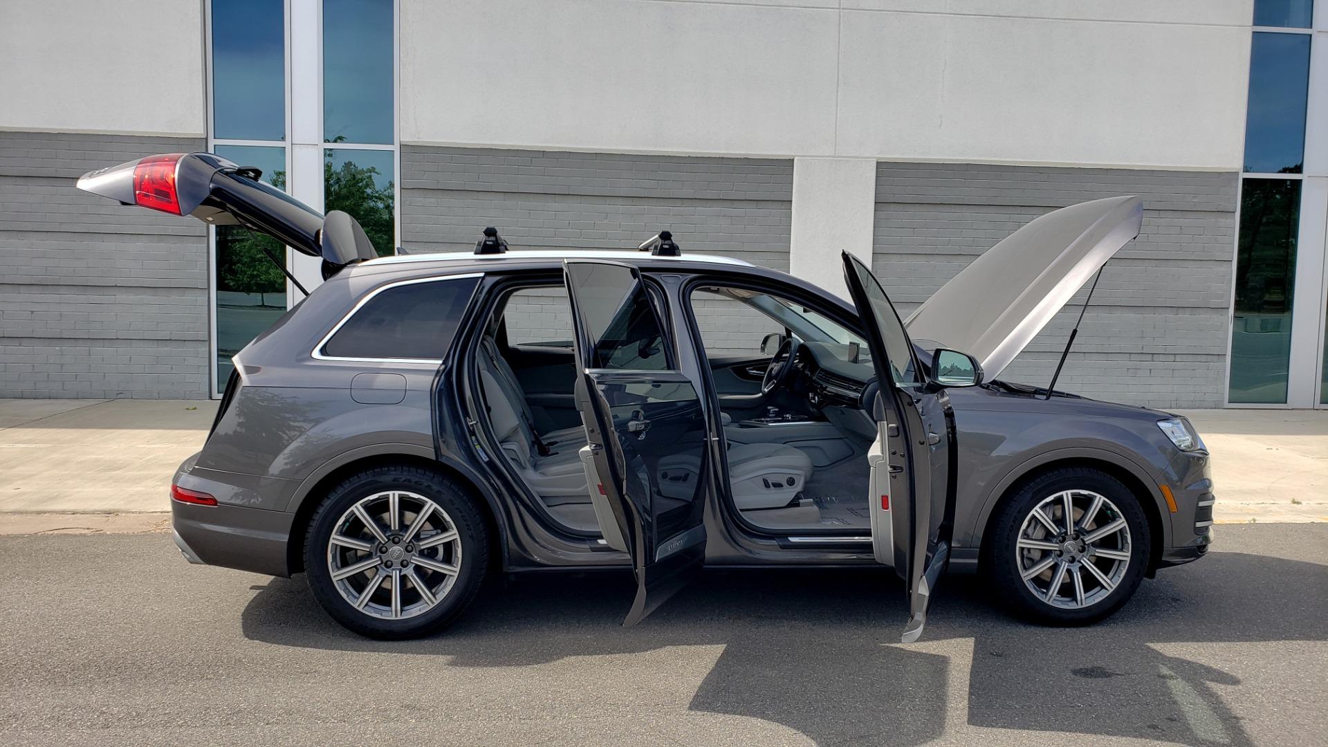 Used 2018 Audi Q7 PRESTIGE TIPTRONIC / NAV / SUNROOF / ADAPTIVE PKG / DRVR ASST / CLD WTHR /  for sale $49,995 at Formula Imports in Charlotte NC 28227 12