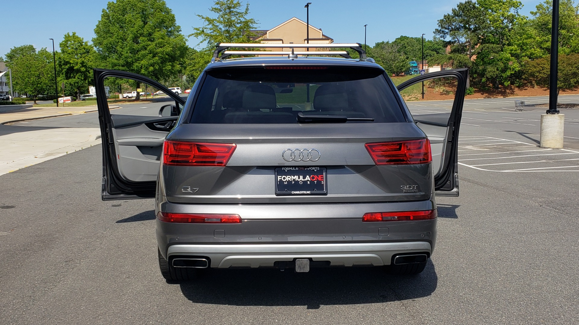 Used 2018 Audi Q7 PRESTIGE TIPTRONIC / NAV / SUNROOF / ADAPTIVE PKG / DRVR ASST / CLD WTHR /  for sale $49,995 at Formula Imports in Charlotte NC 28227 26