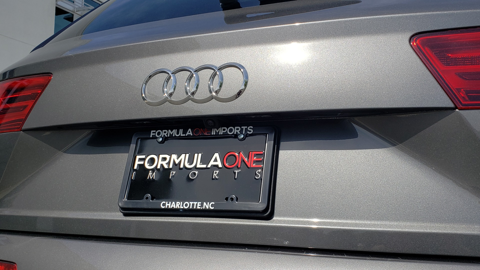 Used 2018 Audi Q7 PRESTIGE TIPTRONIC / NAV / SUNROOF / ADAPTIVE PKG / DRVR ASST / CLD WTHR /  for sale $49,995 at Formula Imports in Charlotte NC 28227 29