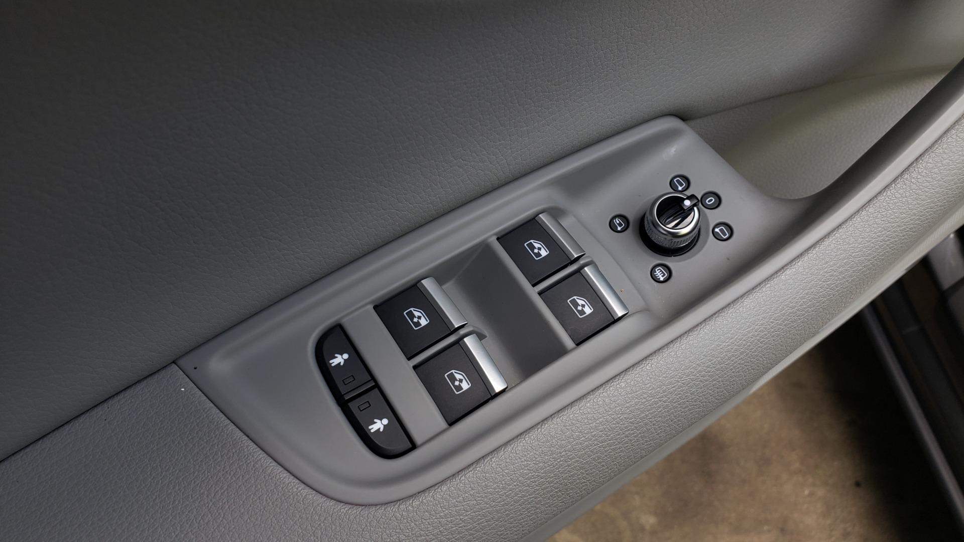 Used 2018 Audi Q7 PRESTIGE TIPTRONIC / NAV / SUNROOF / ADAPTIVE PKG / DRVR ASST / CLD WTHR /  for sale $49,995 at Formula Imports in Charlotte NC 28227 33