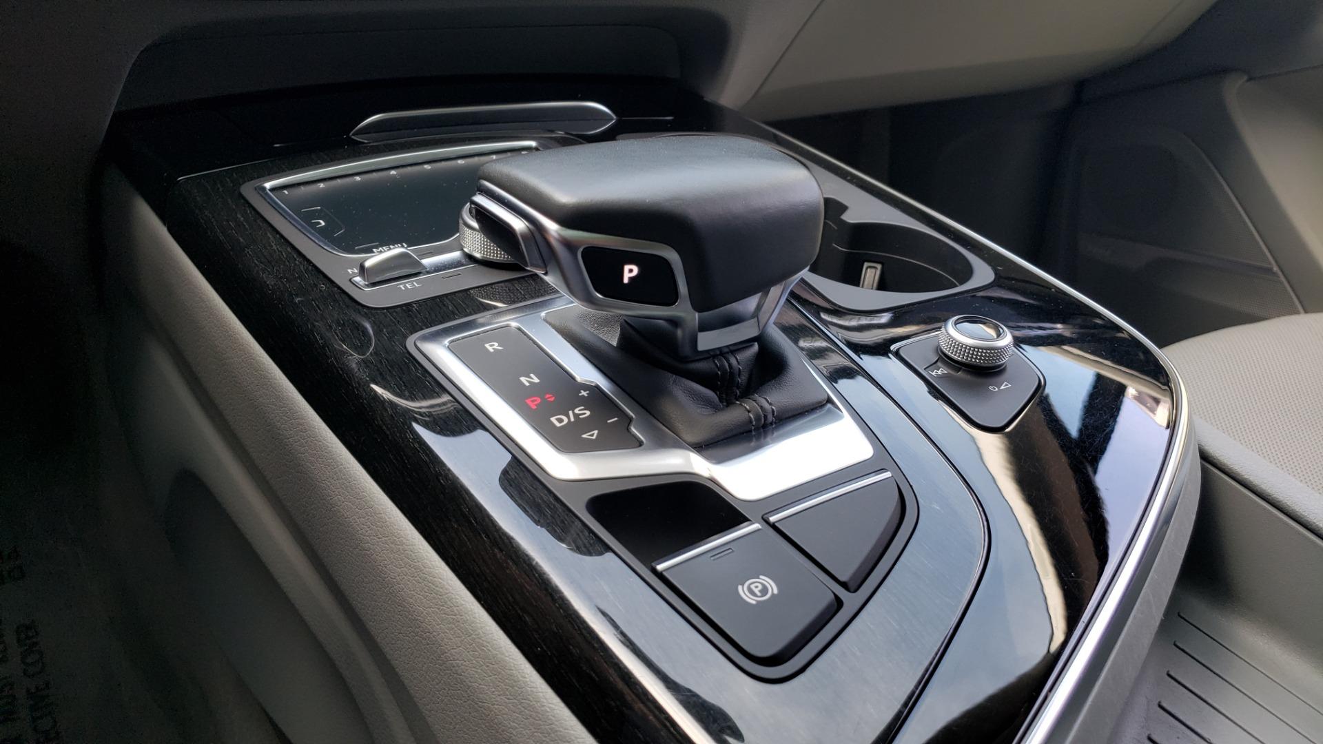 Used 2018 Audi Q7 PRESTIGE TIPTRONIC / NAV / SUNROOF / ADAPTIVE PKG / DRVR ASST / CLD WTHR /  for sale $49,995 at Formula Imports in Charlotte NC 28227 48