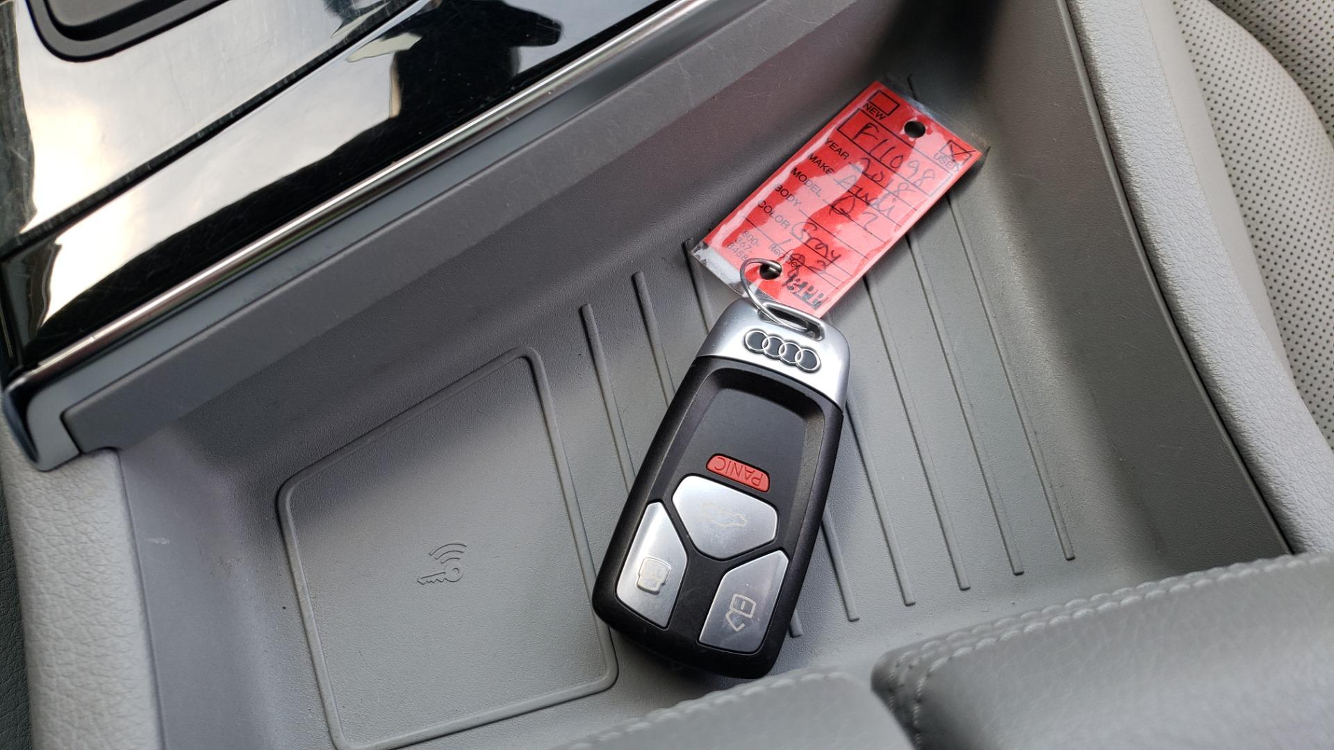 Used 2018 Audi Q7 PRESTIGE TIPTRONIC / NAV / SUNROOF / ADAPTIVE PKG / DRVR ASST / CLD WTHR /  for sale $49,995 at Formula Imports in Charlotte NC 28227 54