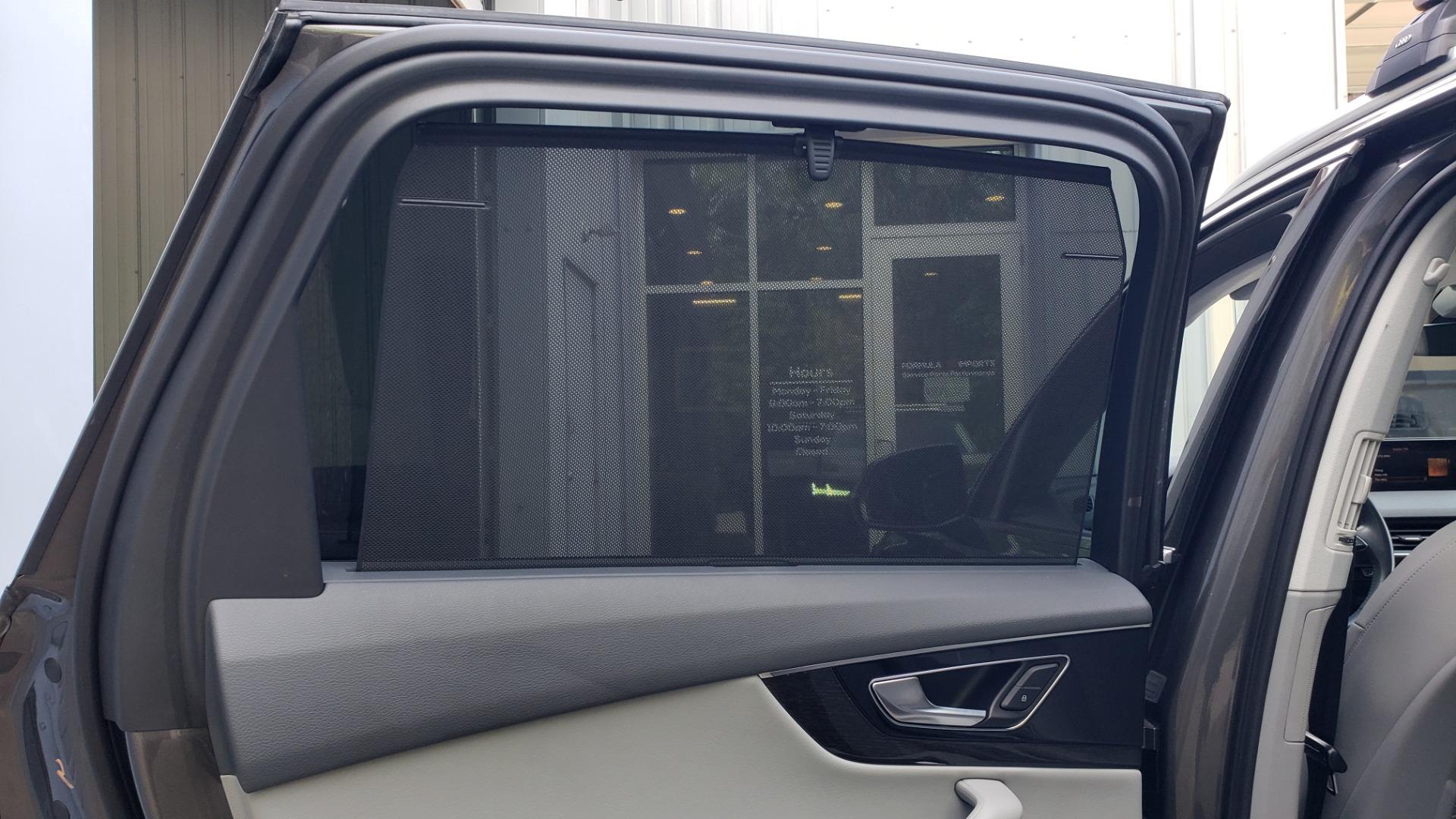 Used 2018 Audi Q7 PRESTIGE TIPTRONIC / NAV / SUNROOF / ADAPTIVE PKG / DRVR ASST / CLD WTHR /  for sale $49,995 at Formula Imports in Charlotte NC 28227 59