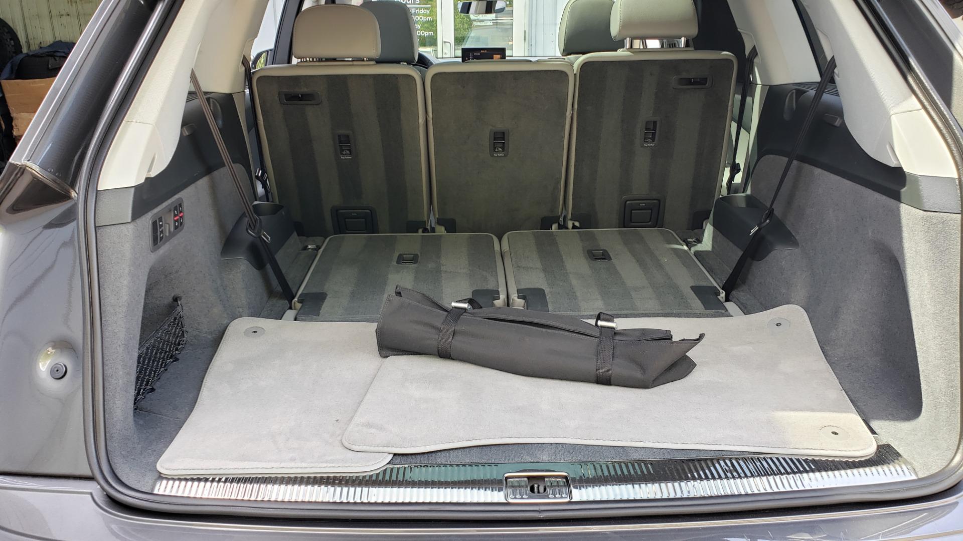 Used 2018 Audi Q7 PRESTIGE TIPTRONIC / NAV / SUNROOF / ADAPTIVE PKG / DRVR ASST / CLD WTHR /  for sale $49,995 at Formula Imports in Charlotte NC 28227 63