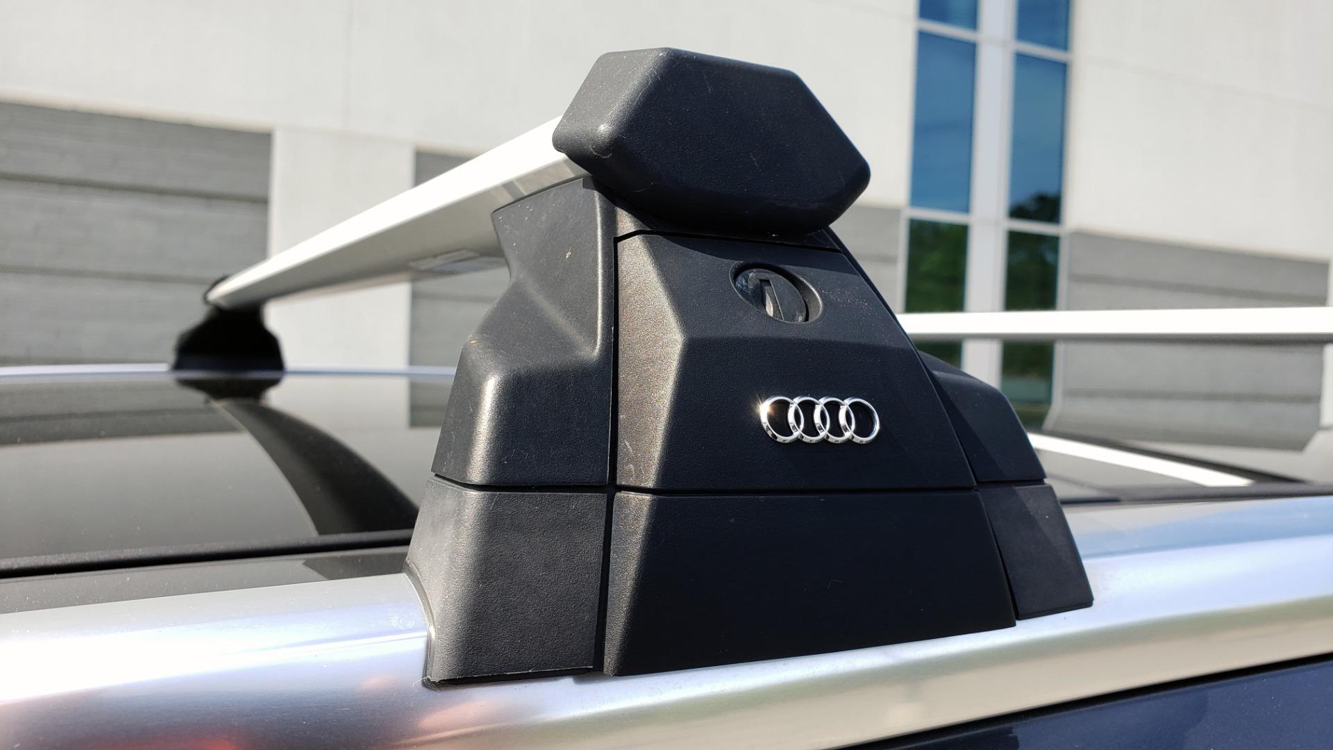 Used 2018 Audi Q7 PRESTIGE TIPTRONIC / NAV / SUNROOF / ADAPTIVE PKG / DRVR ASST / CLD WTHR /  for sale $49,995 at Formula Imports in Charlotte NC 28227 7