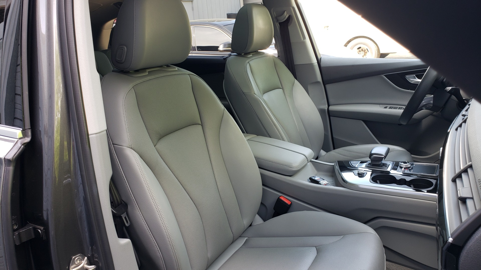 Used 2018 Audi Q7 PRESTIGE TIPTRONIC / NAV / SUNROOF / ADAPTIVE PKG / DRVR ASST / CLD WTHR /  for sale $49,995 at Formula Imports in Charlotte NC 28227 72