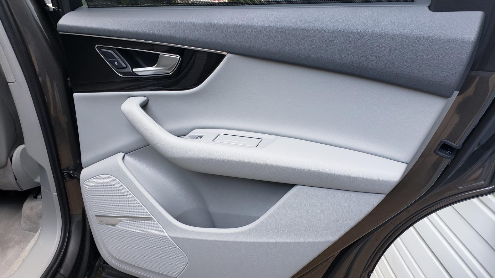Used 2018 Audi Q7 PRESTIGE TIPTRONIC / NAV / SUNROOF / ADAPTIVE PKG / DRVR ASST / CLD WTHR /  for sale $49,995 at Formula Imports in Charlotte NC 28227 75