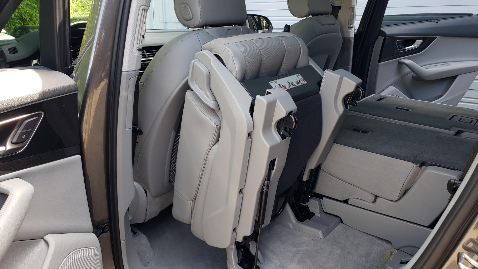Used 2018 Audi Q7 PRESTIGE TIPTRONIC / NAV / SUNROOF / ADAPTIVE PKG / DRVR ASST / CLD WTHR /  for sale $49,995 at Formula Imports in Charlotte NC 28227 82
