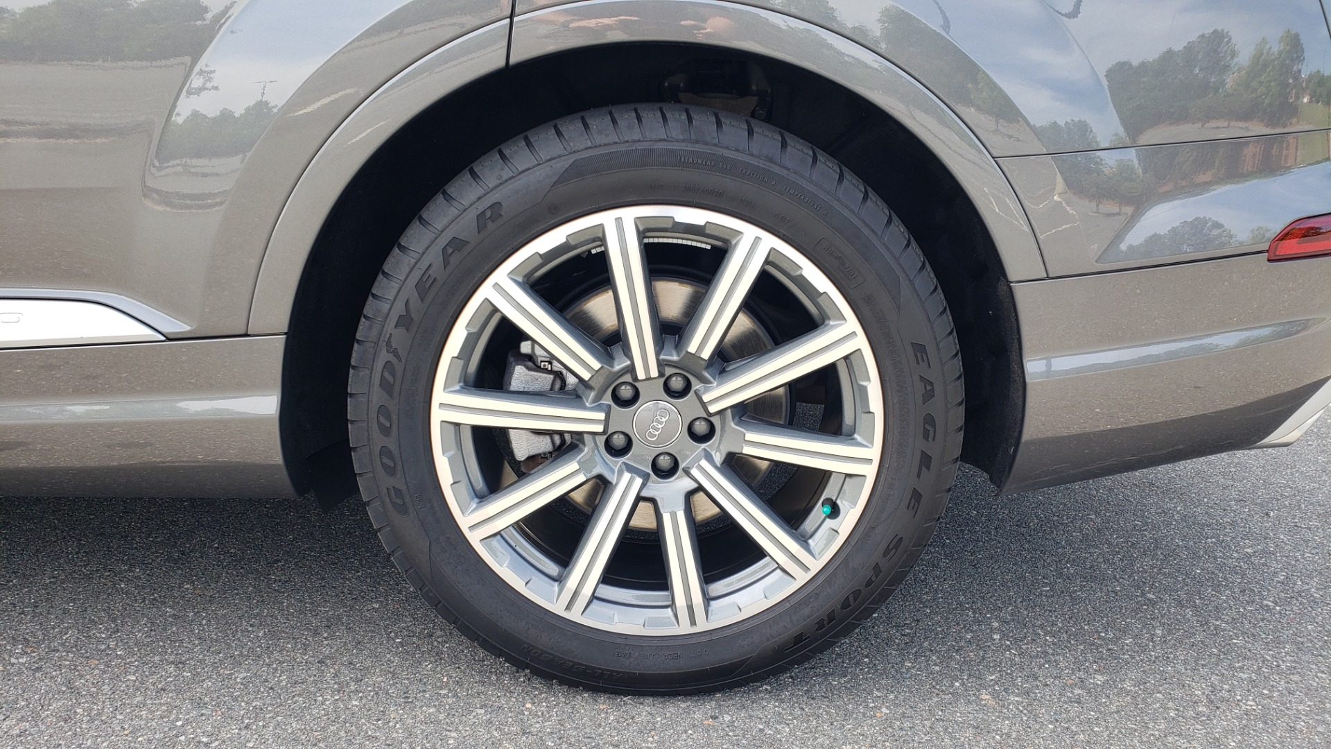Used 2018 Audi Q7 PRESTIGE TIPTRONIC / NAV / SUNROOF / ADAPTIVE PKG / DRVR ASST / CLD WTHR /  for sale $49,995 at Formula Imports in Charlotte NC 28227 91