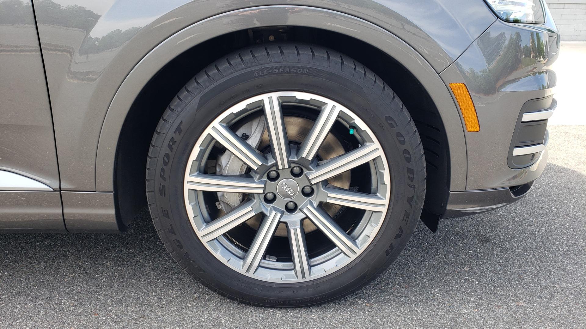 Used 2018 Audi Q7 PRESTIGE TIPTRONIC / NAV / SUNROOF / ADAPTIVE PKG / DRVR ASST / CLD WTHR /  for sale $49,995 at Formula Imports in Charlotte NC 28227 93