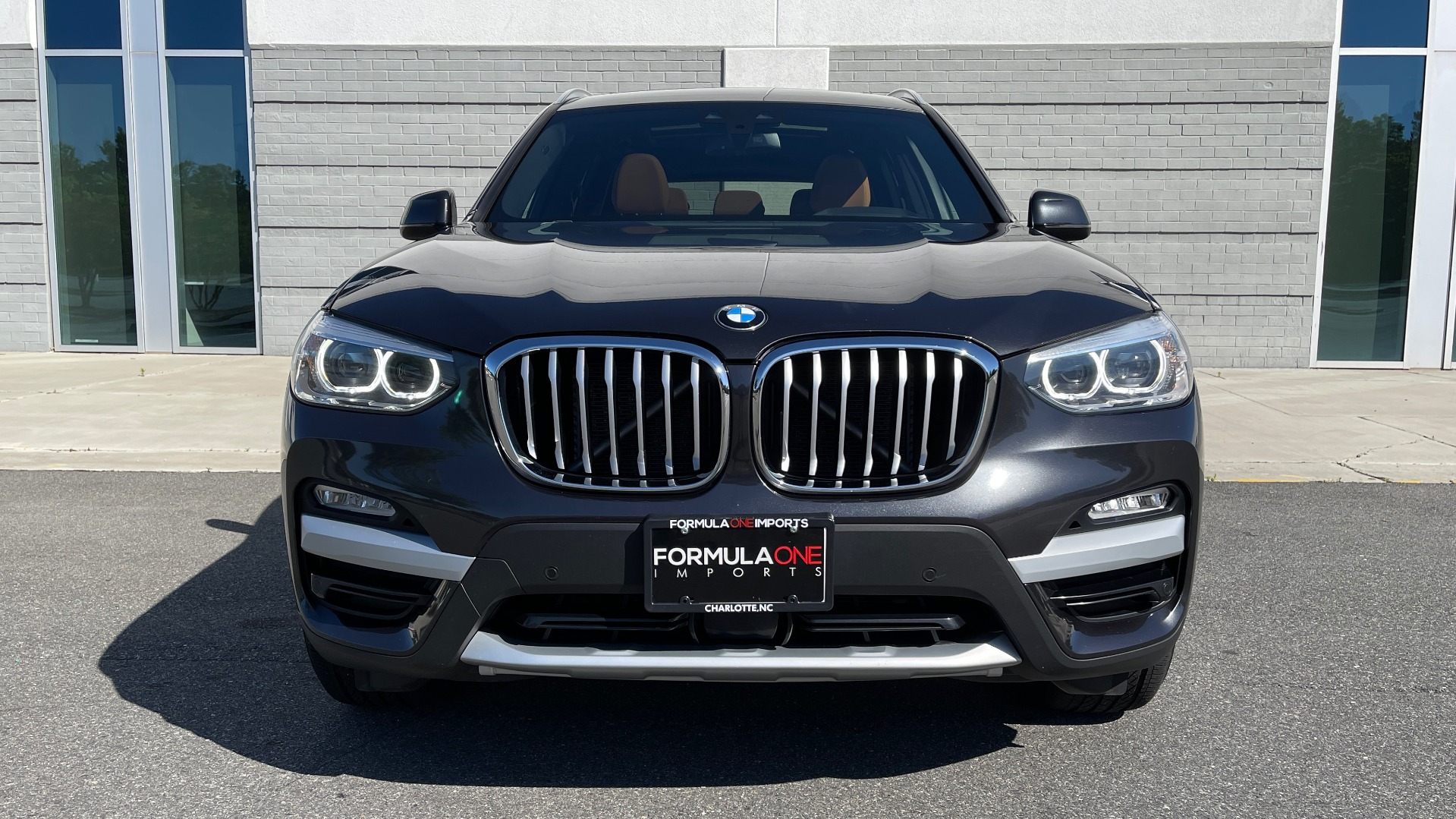 Used 2018 BMW X3 XDRIVE30I PREMIUM / NAV / DRVR ASST PLUS / CONV PKG / SUNROOF / REARVIEW for sale $33,795 at Formula Imports in Charlotte NC 28227 14
