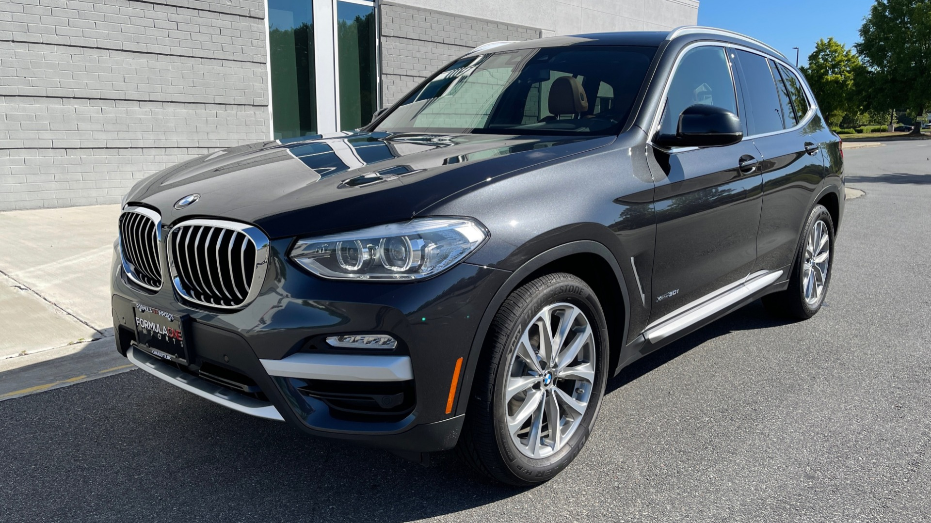 Used 2018 BMW X3 XDRIVE30I PREMIUM / NAV / DRVR ASST PLUS / CONV PKG / SUNROOF / REARVIEW for sale $33,795 at Formula Imports in Charlotte NC 28227 4