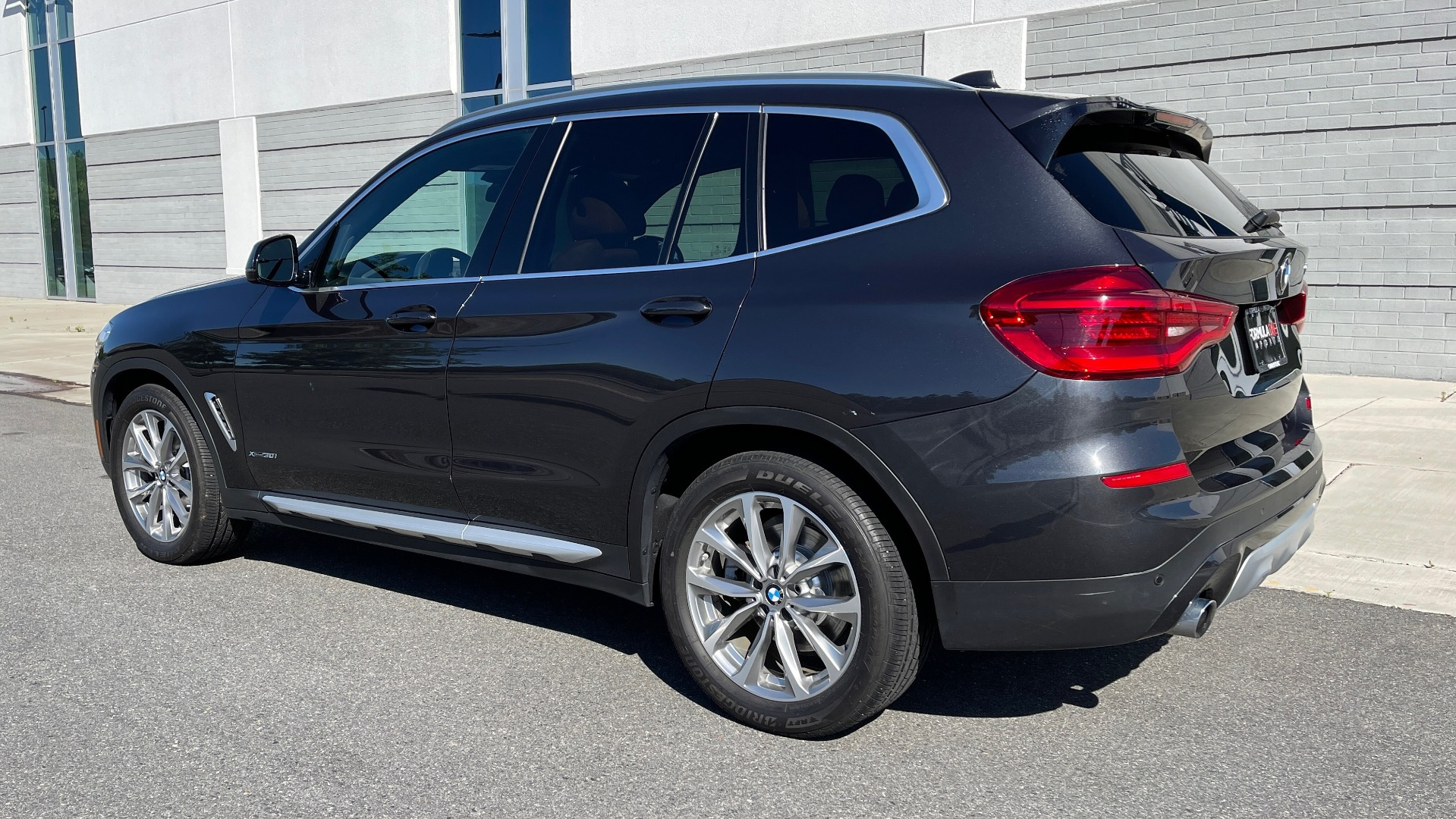 Used 2018 BMW X3 XDRIVE30I PREMIUM / NAV / DRVR ASST PLUS / CONV PKG / SUNROOF / REARVIEW for sale $33,795 at Formula Imports in Charlotte NC 28227 5
