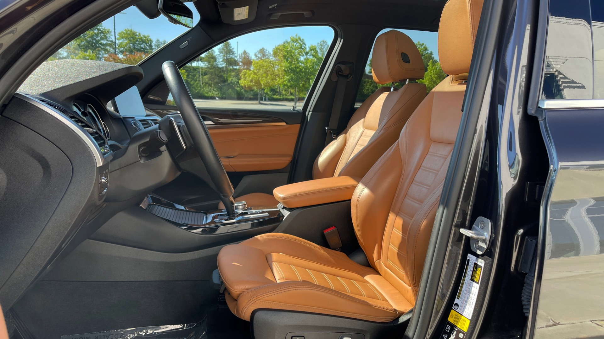 Used 2018 BMW X3 XDRIVE30I PREMIUM / NAV / DRVR ASST PLUS / CONV PKG / SUNROOF / REARVIEW for sale $33,795 at Formula Imports in Charlotte NC 28227 58