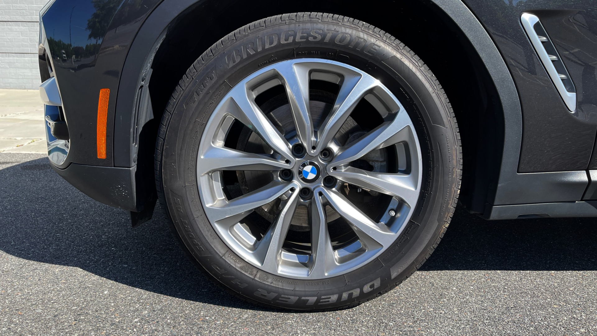 Used 2018 BMW X3 XDRIVE30I PREMIUM / NAV / DRVR ASST PLUS / CONV PKG / SUNROOF / REARVIEW for sale $33,795 at Formula Imports in Charlotte NC 28227 79