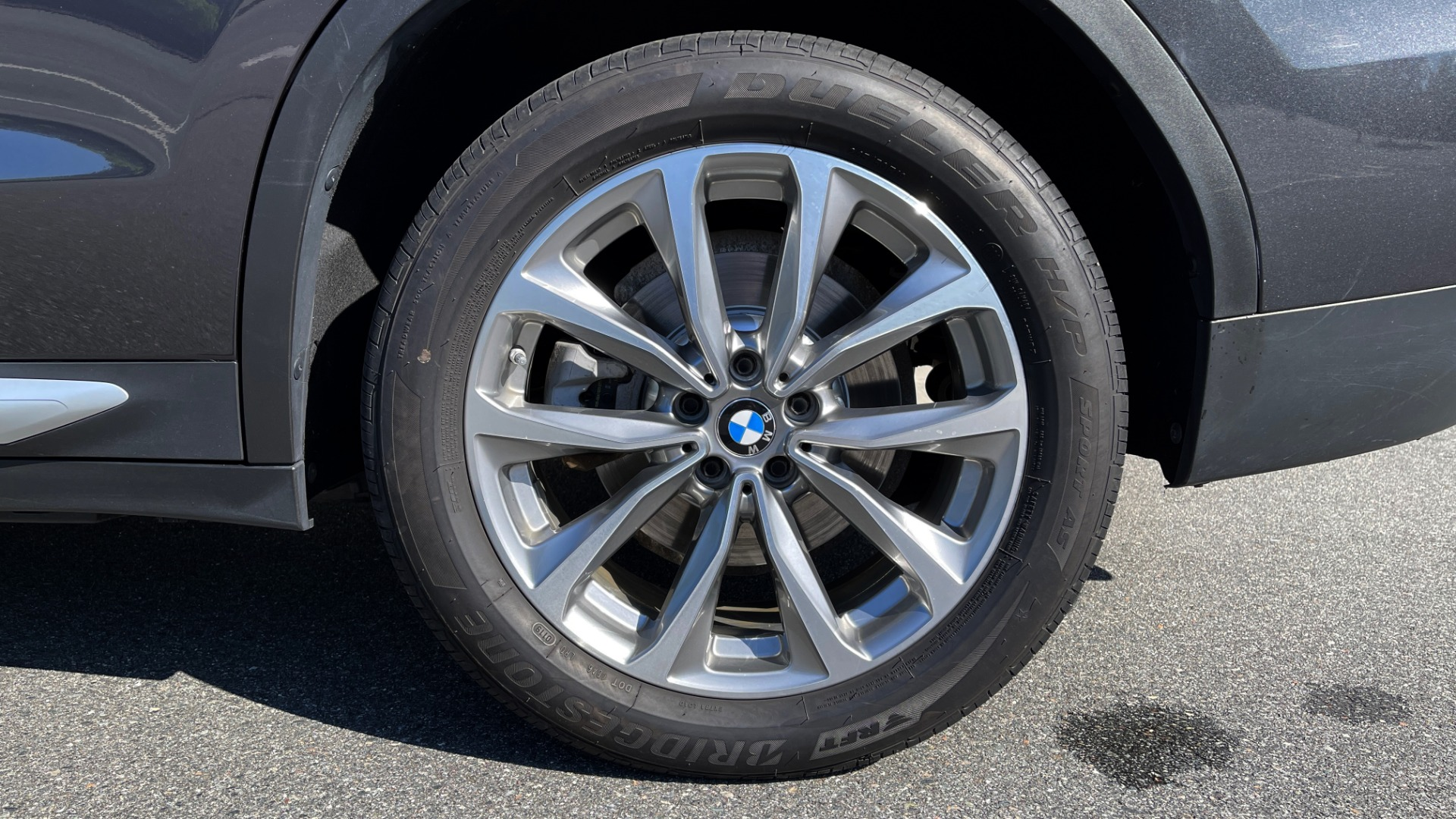 Used 2018 BMW X3 XDRIVE30I PREMIUM / NAV / DRVR ASST PLUS / CONV PKG / SUNROOF / REARVIEW for sale $33,795 at Formula Imports in Charlotte NC 28227 80