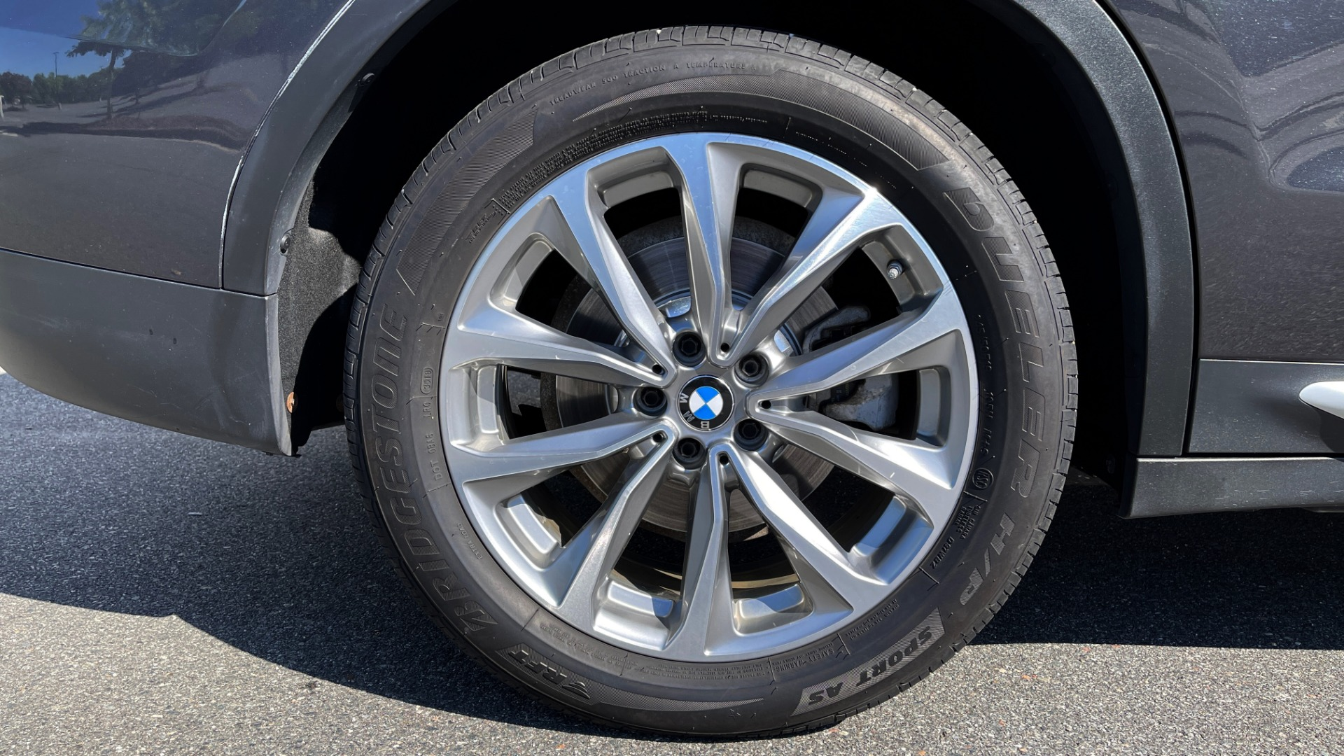 Used 2018 BMW X3 XDRIVE30I PREMIUM / NAV / DRVR ASST PLUS / CONV PKG / SUNROOF / REARVIEW for sale $33,795 at Formula Imports in Charlotte NC 28227 81