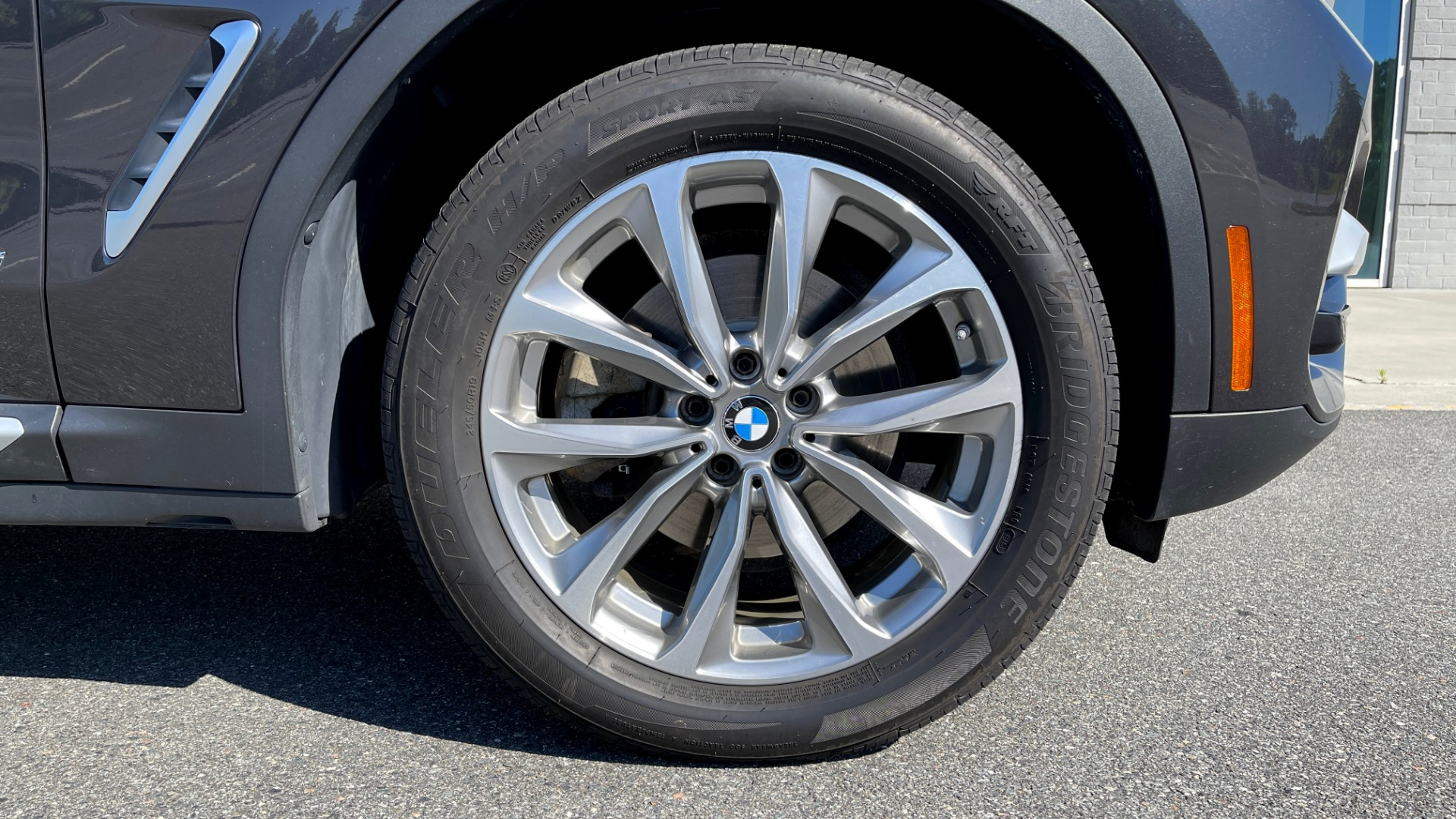 Used 2018 BMW X3 XDRIVE30I PREMIUM / NAV / DRVR ASST PLUS / CONV PKG / SUNROOF / REARVIEW for sale $33,795 at Formula Imports in Charlotte NC 28227 82