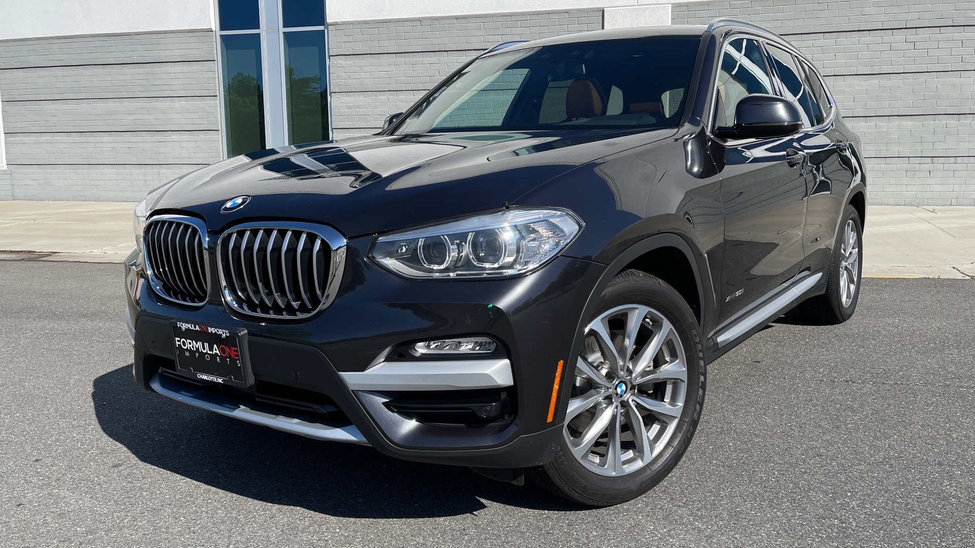 Used 2018 BMW X3 XDRIVE30I PREMIUM / NAV / DRVR ASST PLUS / CONV PKG / SUNROOF / REARVIEW for sale $33,795 at Formula Imports in Charlotte NC 28227 1