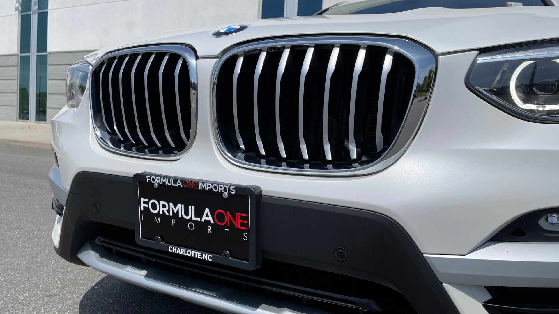 Used 2018 BMW X3 XDRIVE30I PREMIUM / NAV / DRVR ASST / CONV PKG / SUNROOF / REARVIEW for sale $32,695 at Formula Imports in Charlotte NC 28227 12