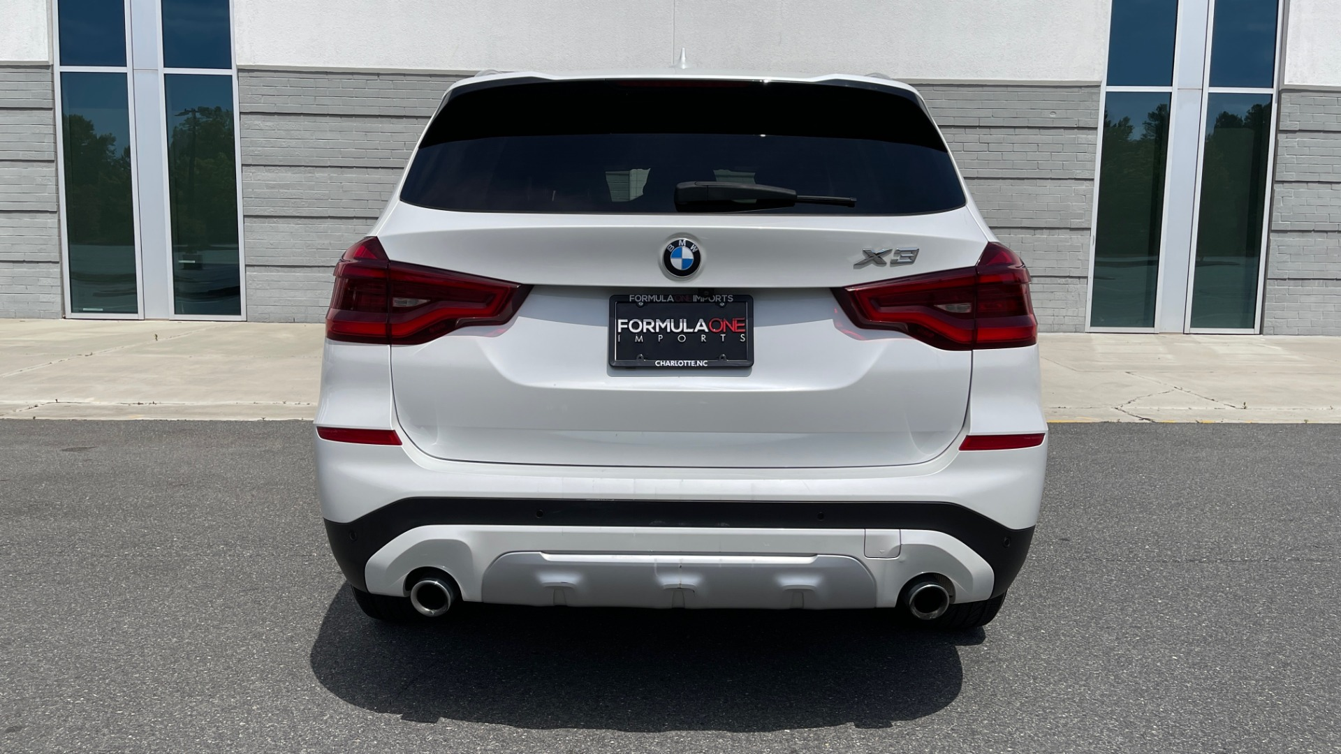 Used 2018 BMW X3 XDRIVE30I PREMIUM / NAV / DRVR ASST / CONV PKG / SUNROOF / REARVIEW for sale $32,695 at Formula Imports in Charlotte NC 28227 22
