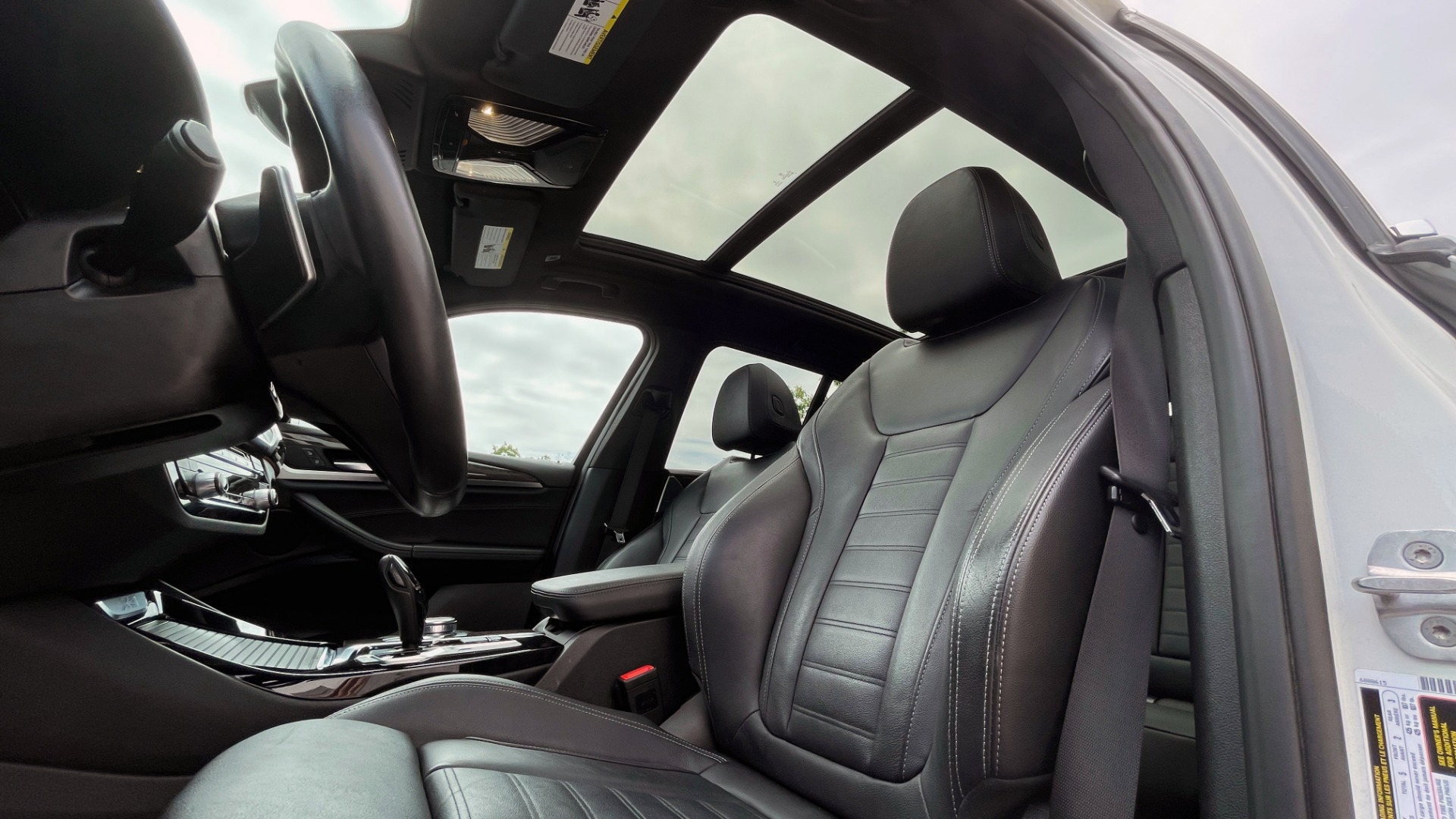 Used 2018 BMW X3 XDRIVE30I PREMIUM / NAV / DRVR ASST / CONV PKG / SUNROOF / REARVIEW for sale $32,695 at Formula Imports in Charlotte NC 28227 61