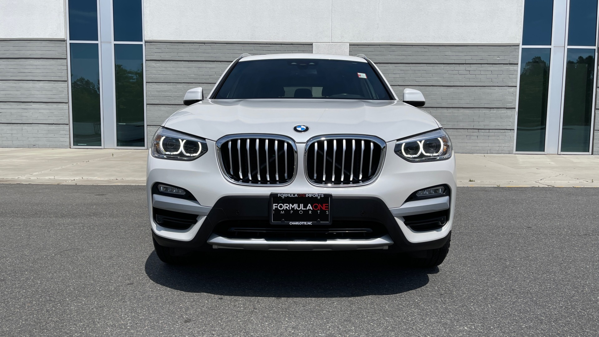Used 2018 BMW X3 XDRIVE30I PREMIUM / NAV / DRVR ASST / CONV PKG / SUNROOF / REARVIEW for sale $32,695 at Formula Imports in Charlotte NC 28227 7