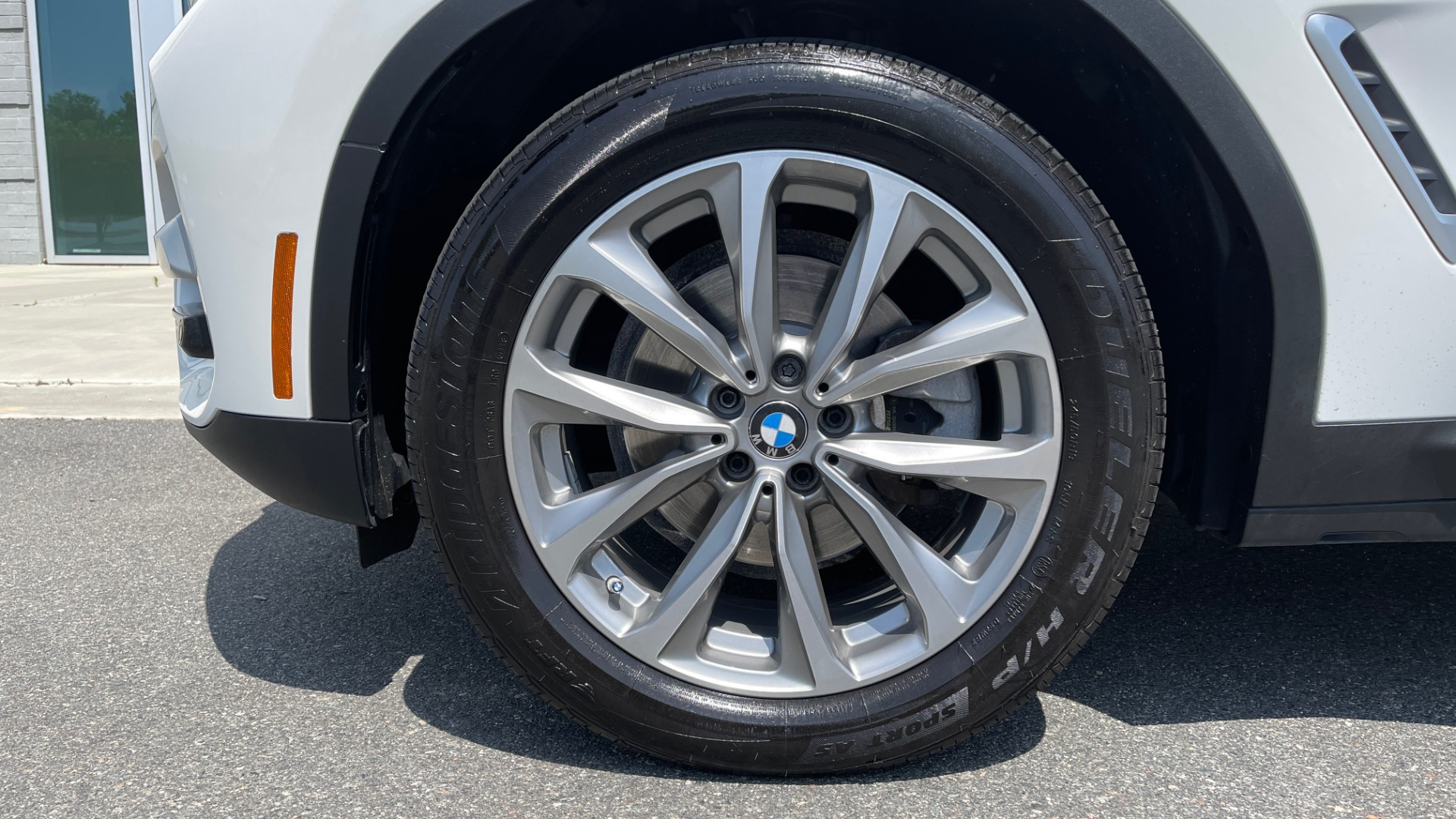 Used 2018 BMW X3 XDRIVE30I PREMIUM / NAV / DRVR ASST / CONV PKG / SUNROOF / REARVIEW for sale $32,695 at Formula Imports in Charlotte NC 28227 86