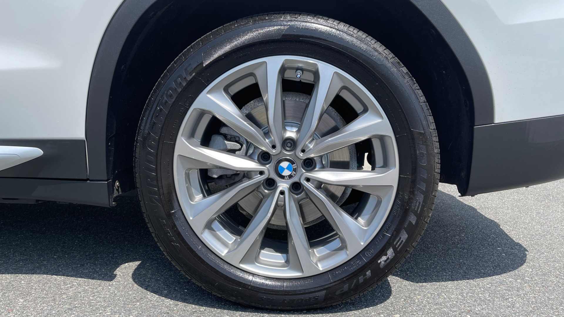 Used 2018 BMW X3 XDRIVE30I PREMIUM / NAV / DRVR ASST / CONV PKG / SUNROOF / REARVIEW for sale $32,695 at Formula Imports in Charlotte NC 28227 87
