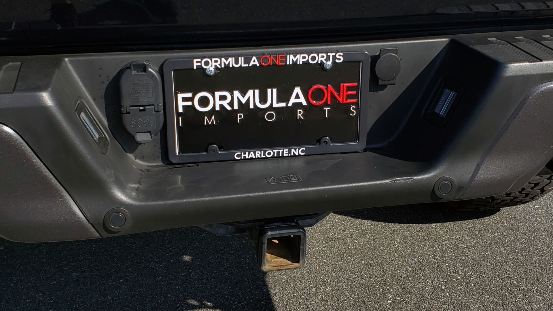 Used 2020 Ford F-150 RAPTOR 4X4 SUPERCREW / NAV / B&O SOUND / SUNROOF / REARVIEW for sale Sold at Formula Imports in Charlotte NC 28227 40