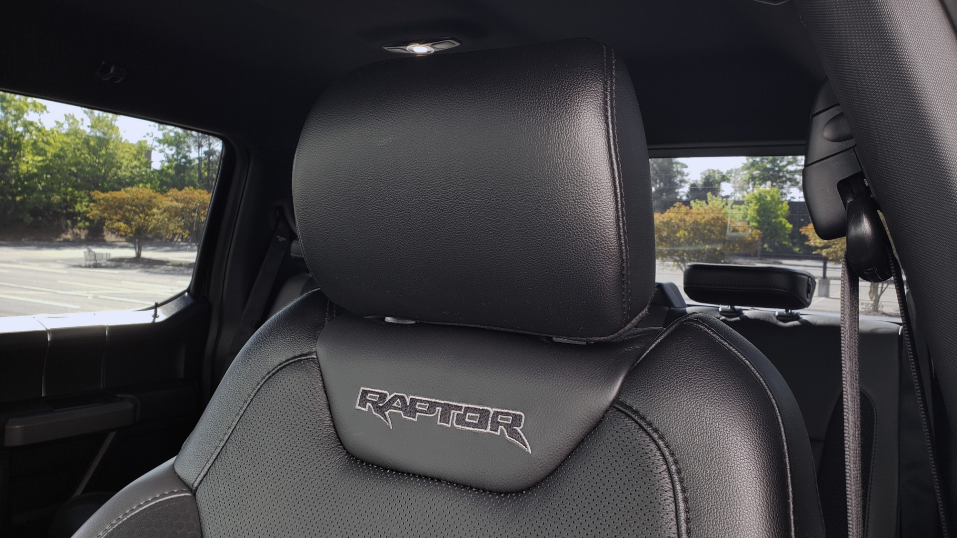 Used 2020 Ford F-150 RAPTOR 4X4 SUPERCREW / NAV / B&O SOUND / SUNROOF / REARVIEW for sale Sold at Formula Imports in Charlotte NC 28227 47