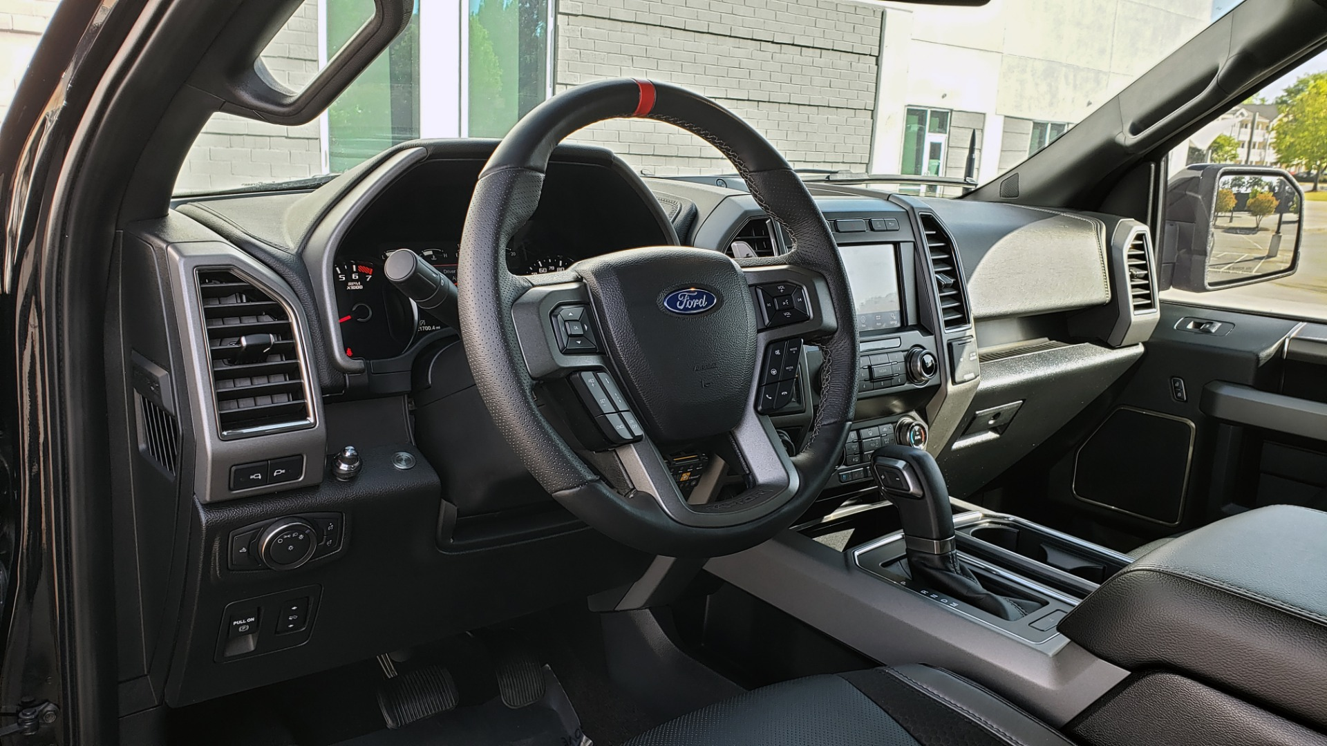 Used 2020 Ford F-150 RAPTOR 4X4 SUPERCREW / NAV / B&O SOUND / SUNROOF / REARVIEW for sale Sold at Formula Imports in Charlotte NC 28227 48