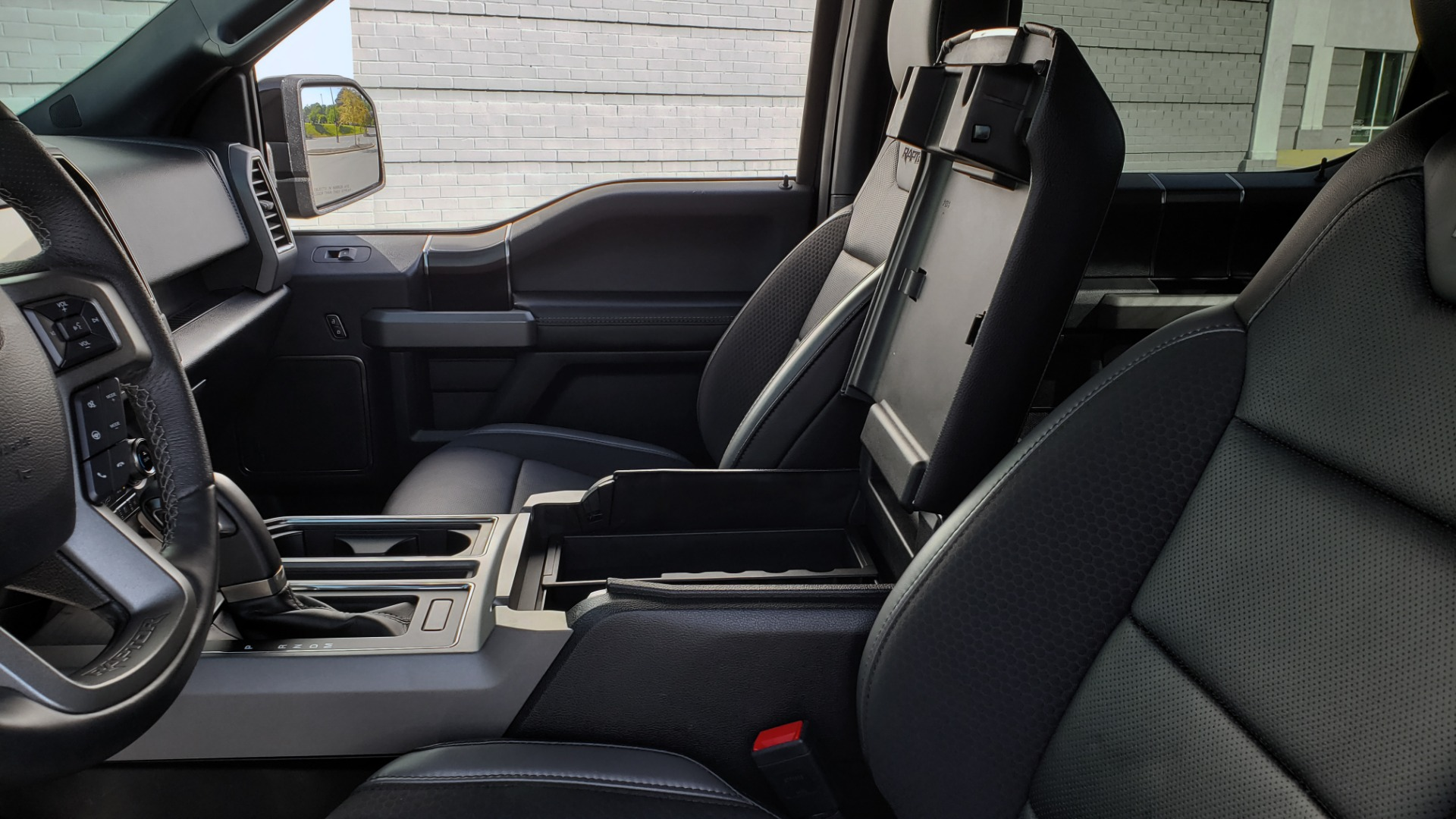 Used 2020 Ford F-150 RAPTOR 4X4 SUPERCREW / NAV / B&O SOUND / SUNROOF / REARVIEW for sale Sold at Formula Imports in Charlotte NC 28227 72