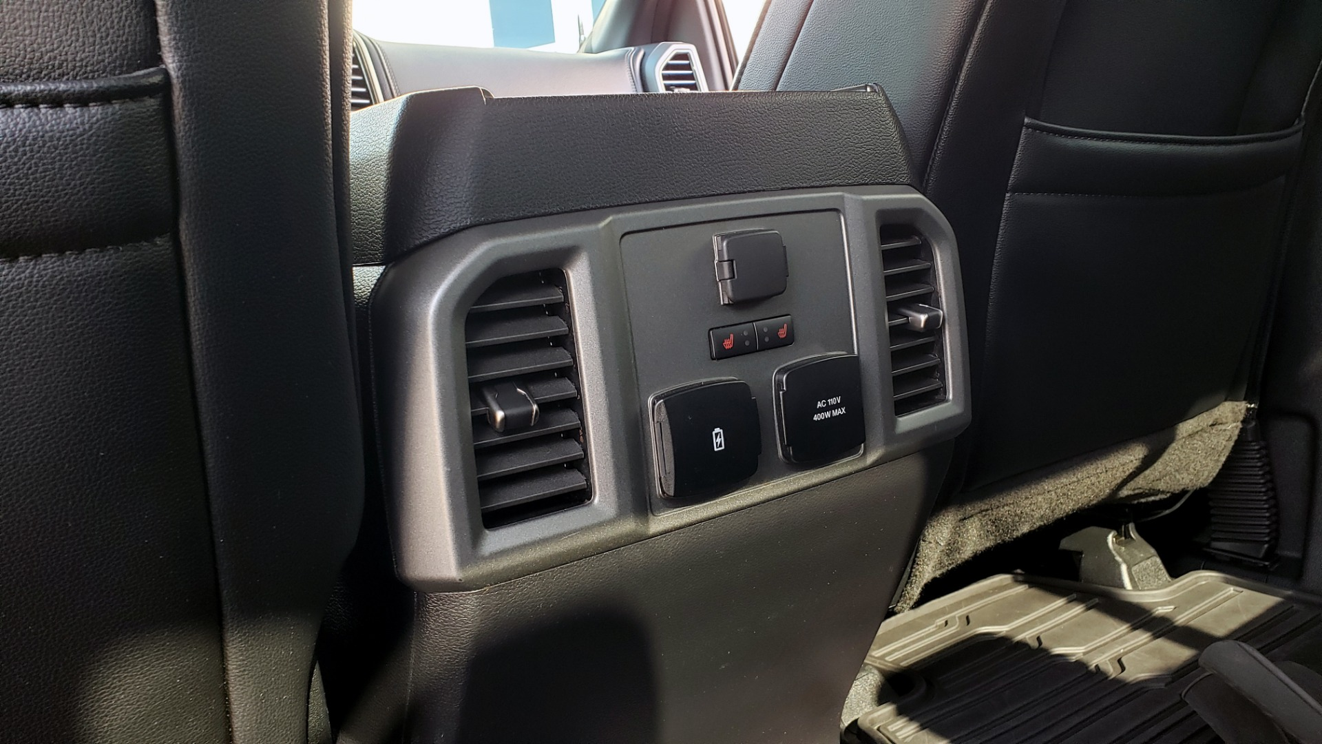 Used 2020 Ford F-150 RAPTOR 4X4 SUPERCREW / NAV / B&O SOUND / SUNROOF / REARVIEW for sale Sold at Formula Imports in Charlotte NC 28227 77