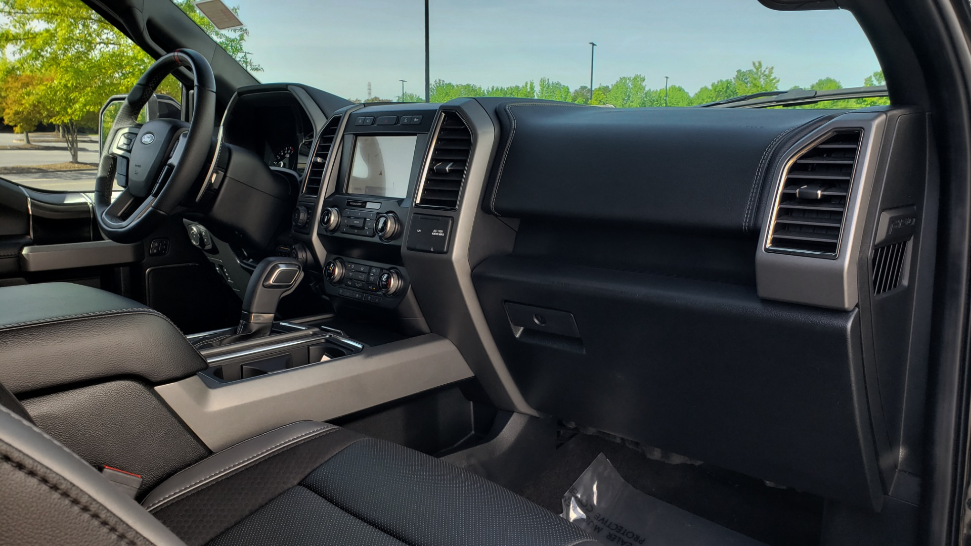 Used 2020 Ford F-150 RAPTOR 4X4 SUPERCREW / NAV / B&O SOUND / SUNROOF / REARVIEW for sale Sold at Formula Imports in Charlotte NC 28227 82