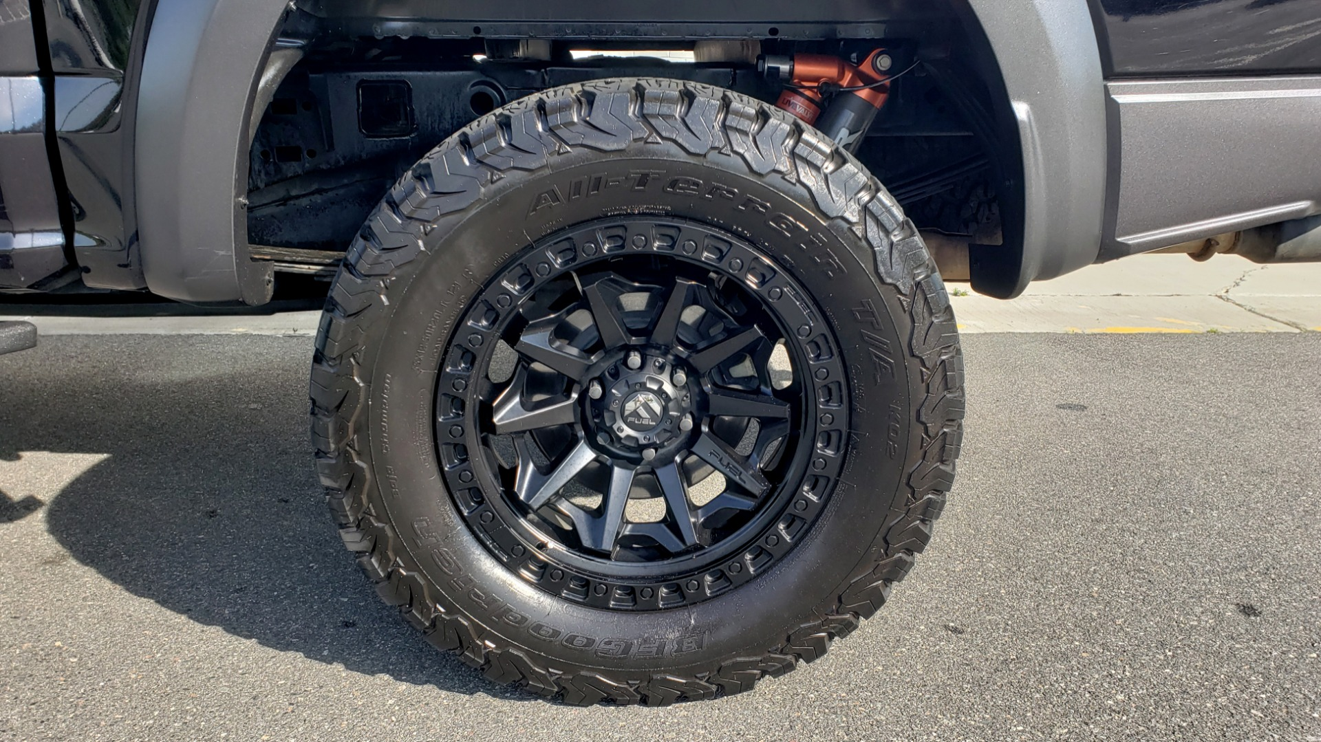 Used 2020 Ford F-150 RAPTOR 4X4 SUPERCREW / NAV / B&O SOUND / SUNROOF / REARVIEW for sale Sold at Formula Imports in Charlotte NC 28227 93