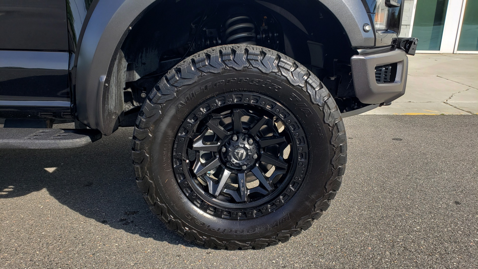 Used 2020 Ford F-150 RAPTOR 4X4 SUPERCREW / NAV / B&O SOUND / SUNROOF / REARVIEW for sale Sold at Formula Imports in Charlotte NC 28227 95
