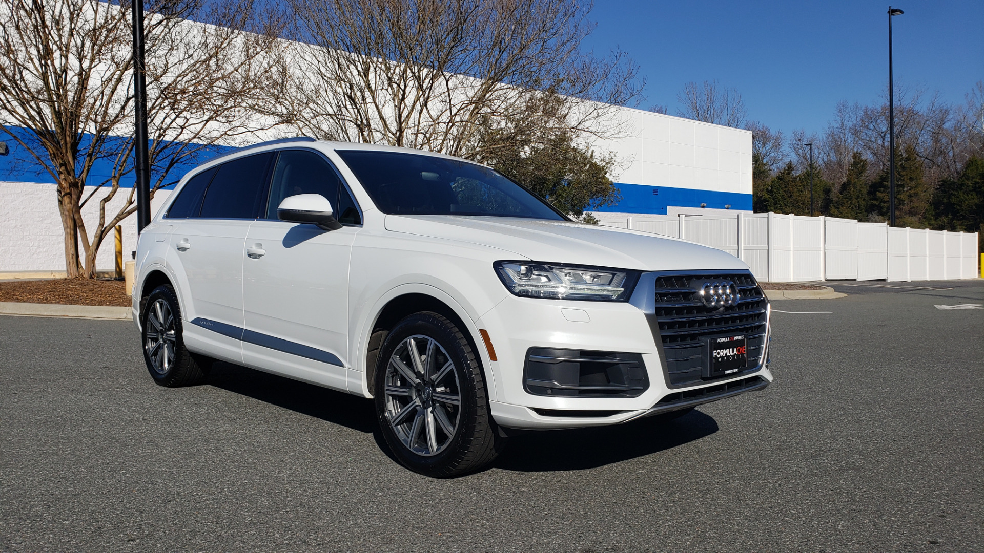 Used 2017 Audi Q7 PRESTIGE 3.0T / NAV / CLD WTHR / SUNROOF / REARVIEW for sale Sold at Formula Imports in Charlotte NC 28227 10