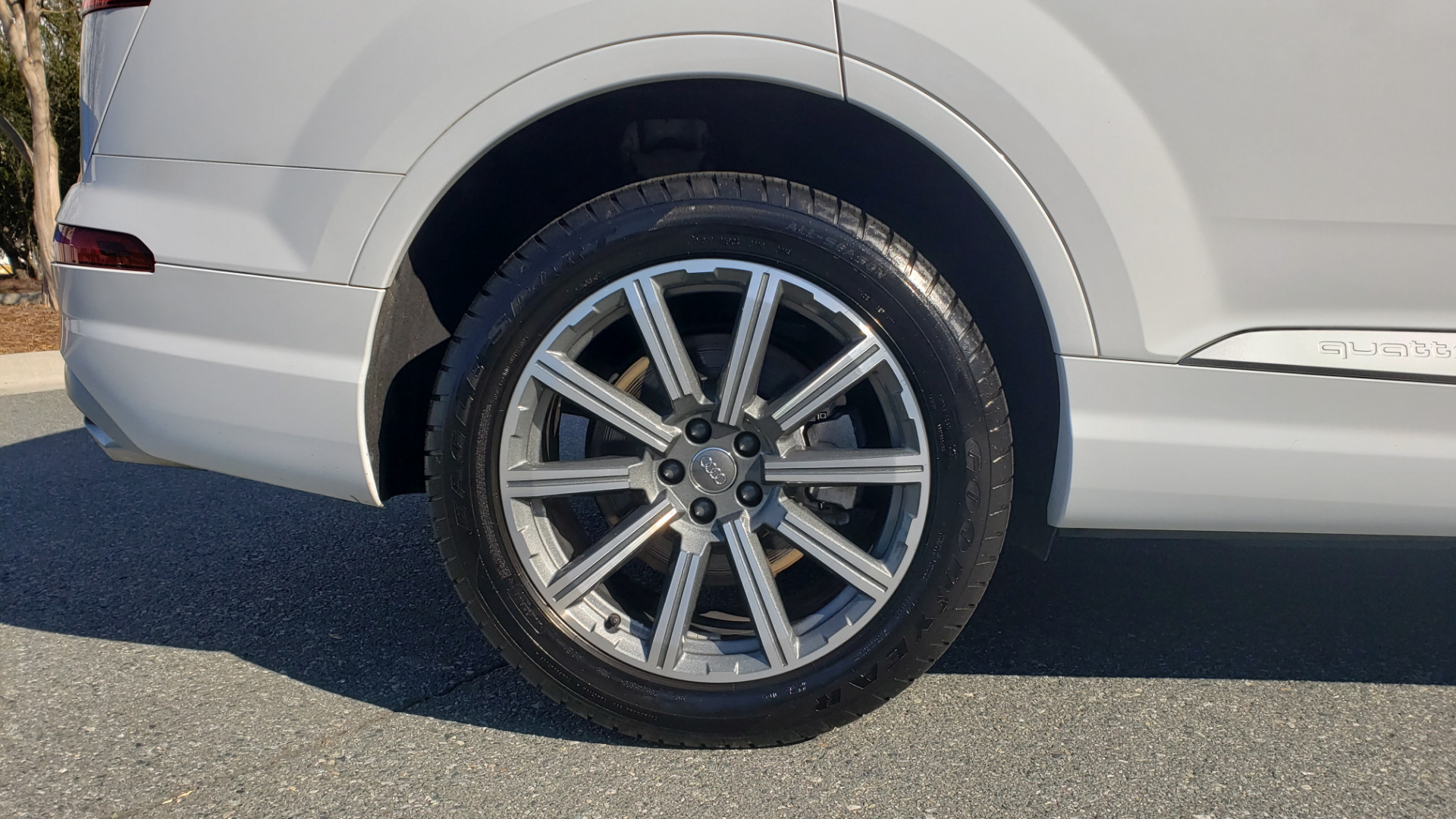 Used 2017 Audi Q7 PRESTIGE 3.0T / NAV / CLD WTHR / SUNROOF / REARVIEW for sale Sold at Formula Imports in Charlotte NC 28227 11