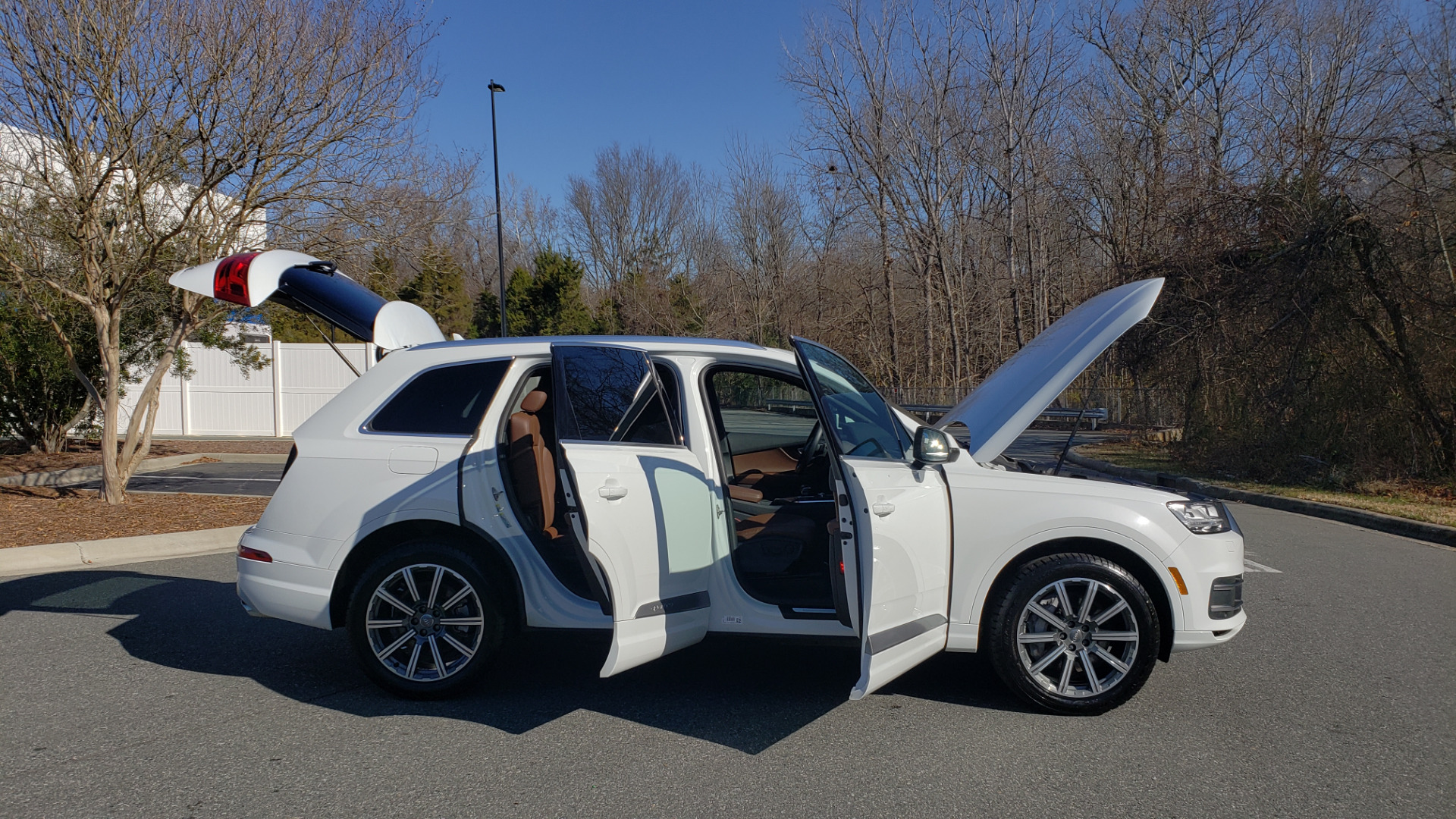 Used 2017 Audi Q7 PRESTIGE 3.0T / NAV / CLD WTHR / SUNROOF / REARVIEW for sale Sold at Formula Imports in Charlotte NC 28227 13