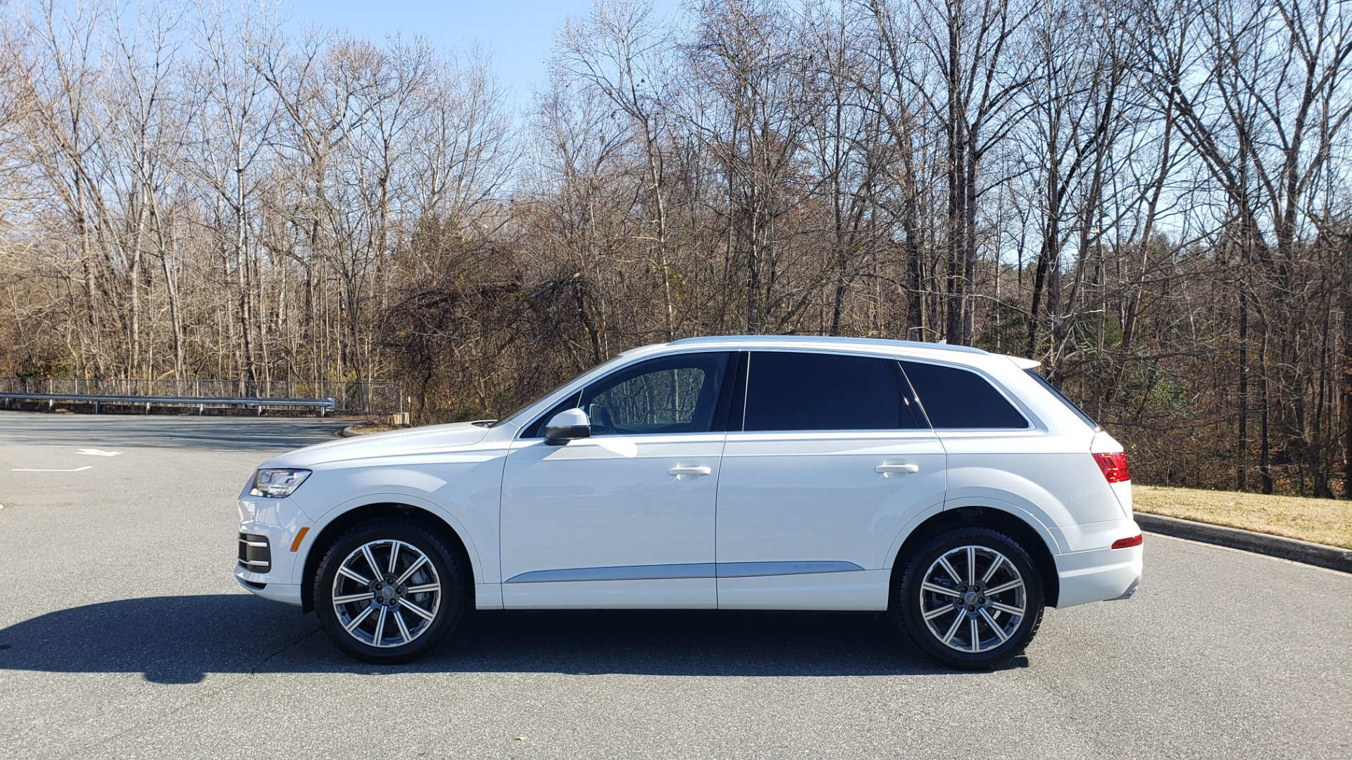 Used 2017 Audi Q7 PRESTIGE 3.0T / NAV / CLD WTHR / SUNROOF / REARVIEW for sale Sold at Formula Imports in Charlotte NC 28227 2